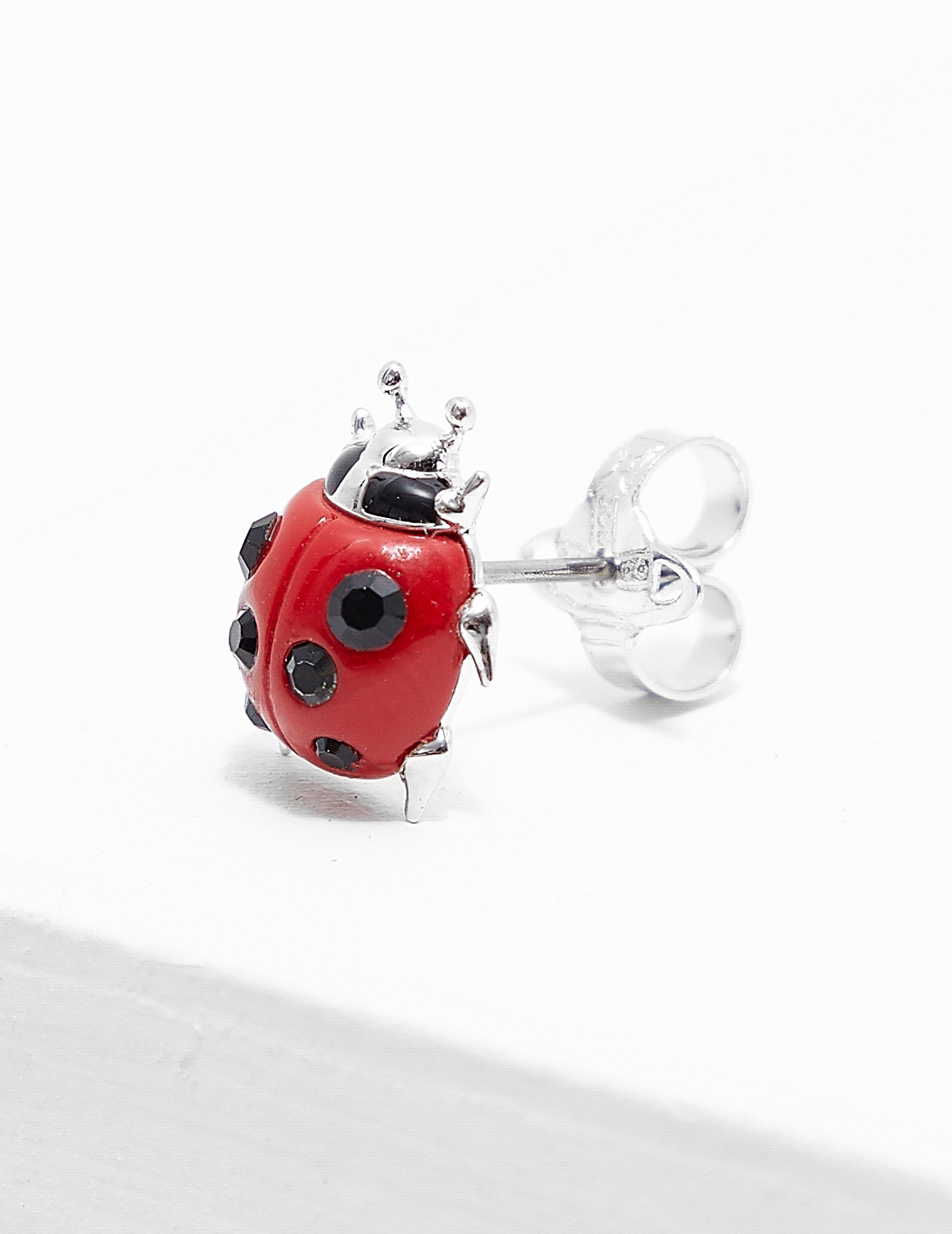 Vivienne Westwood Ladybird Earrings - Online Exclusive