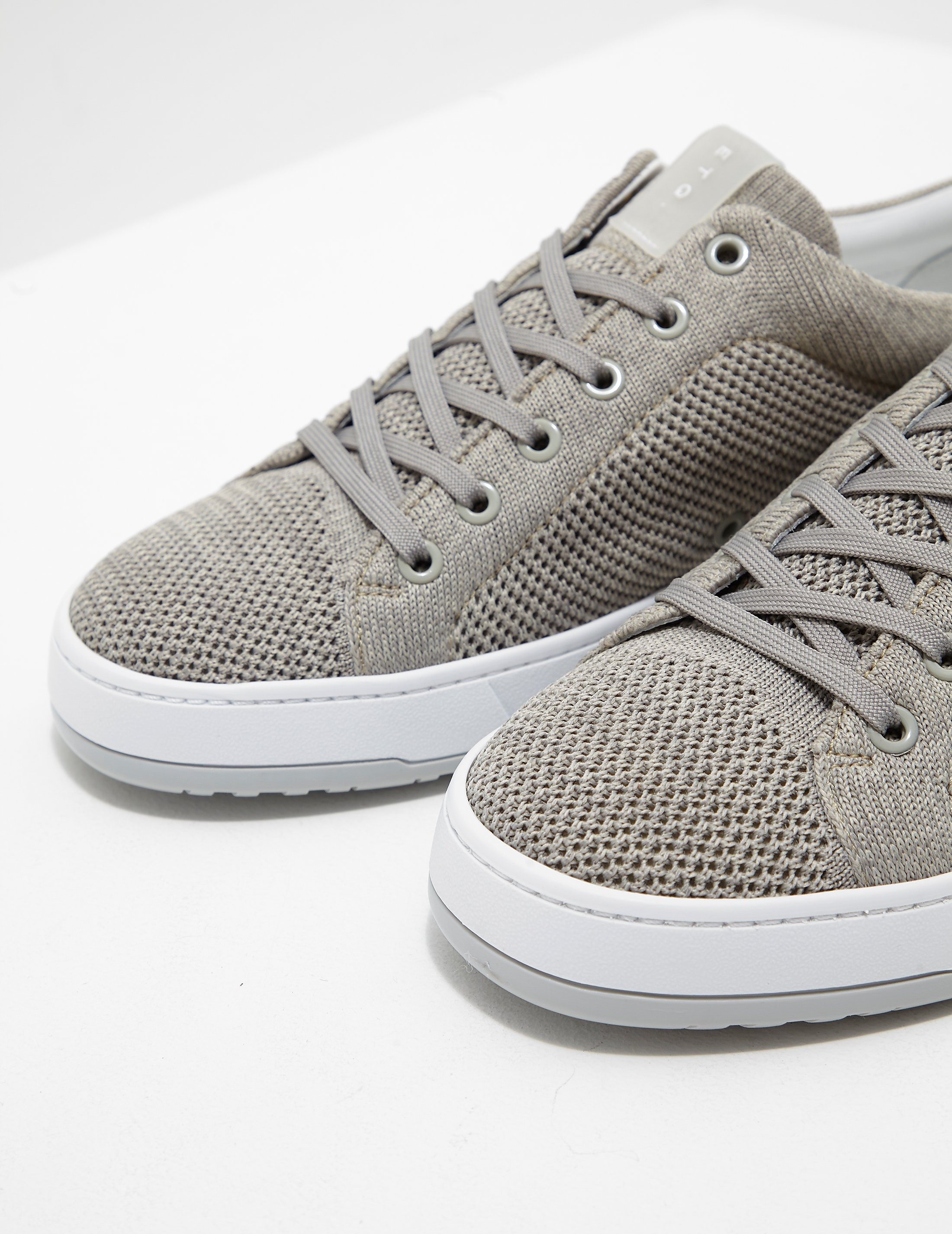 ETQ. Amsterdam Low 1 Knit Trainers