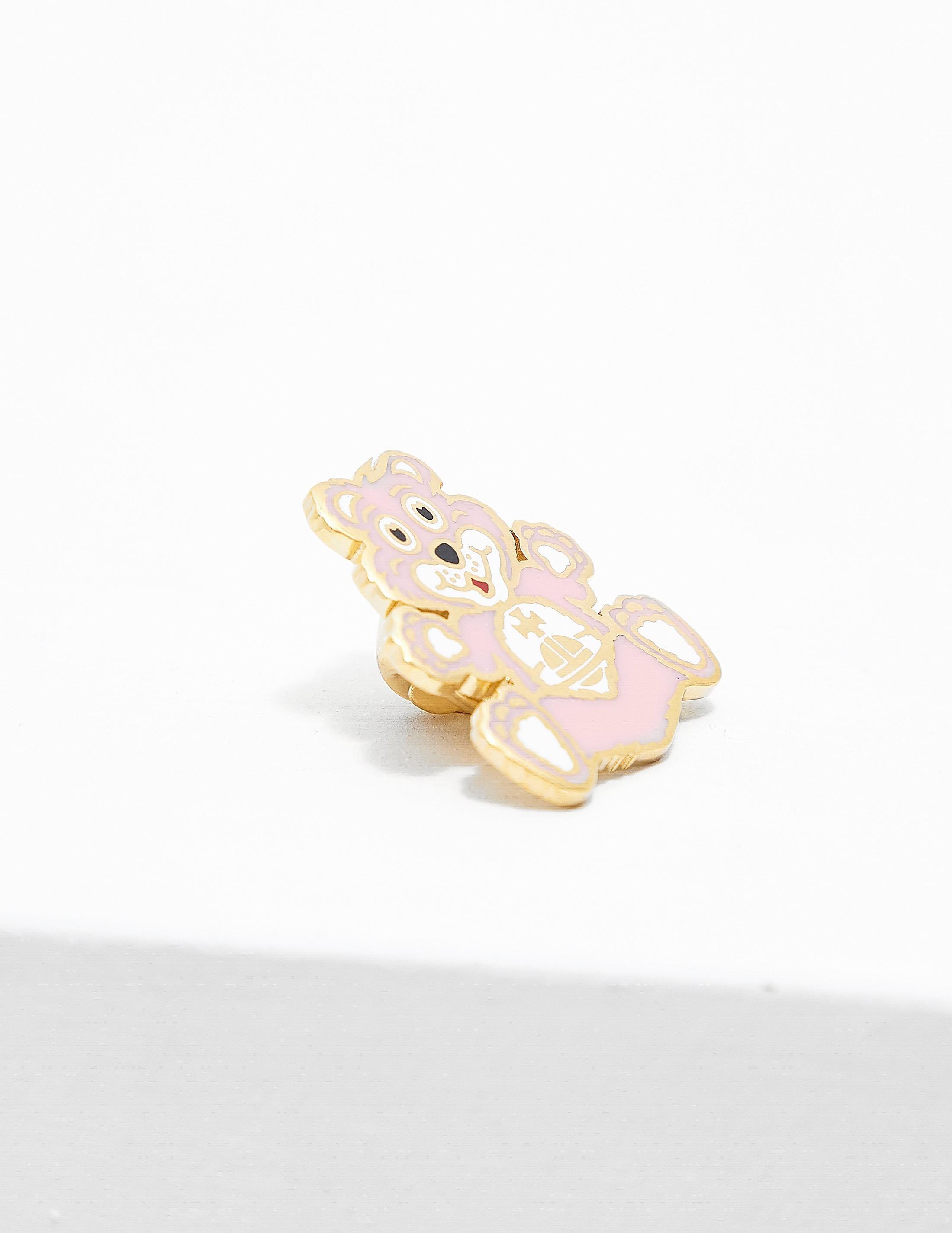 Vivienne Westwood Teddy Bear Pin
