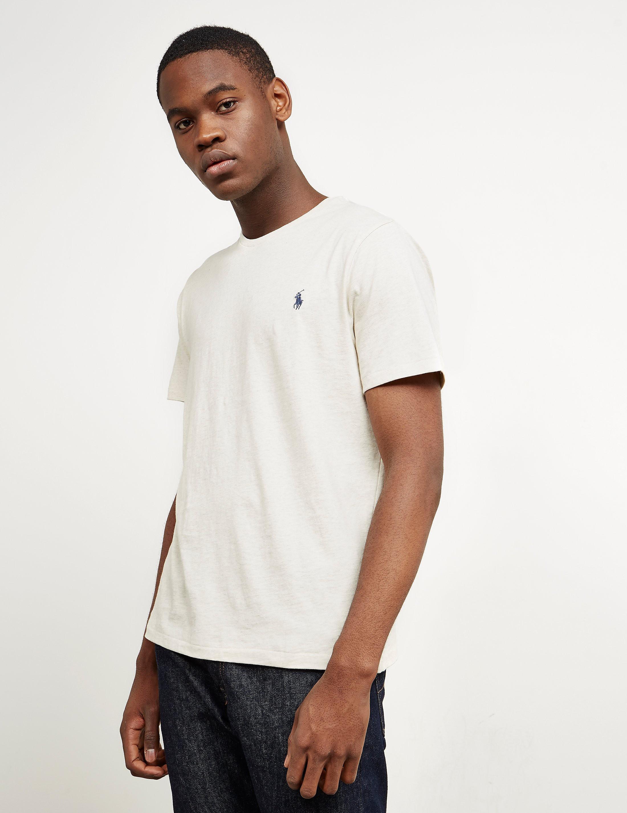 Polo Ralph Lauren Crew Neck Short Sleeve T-Shirt