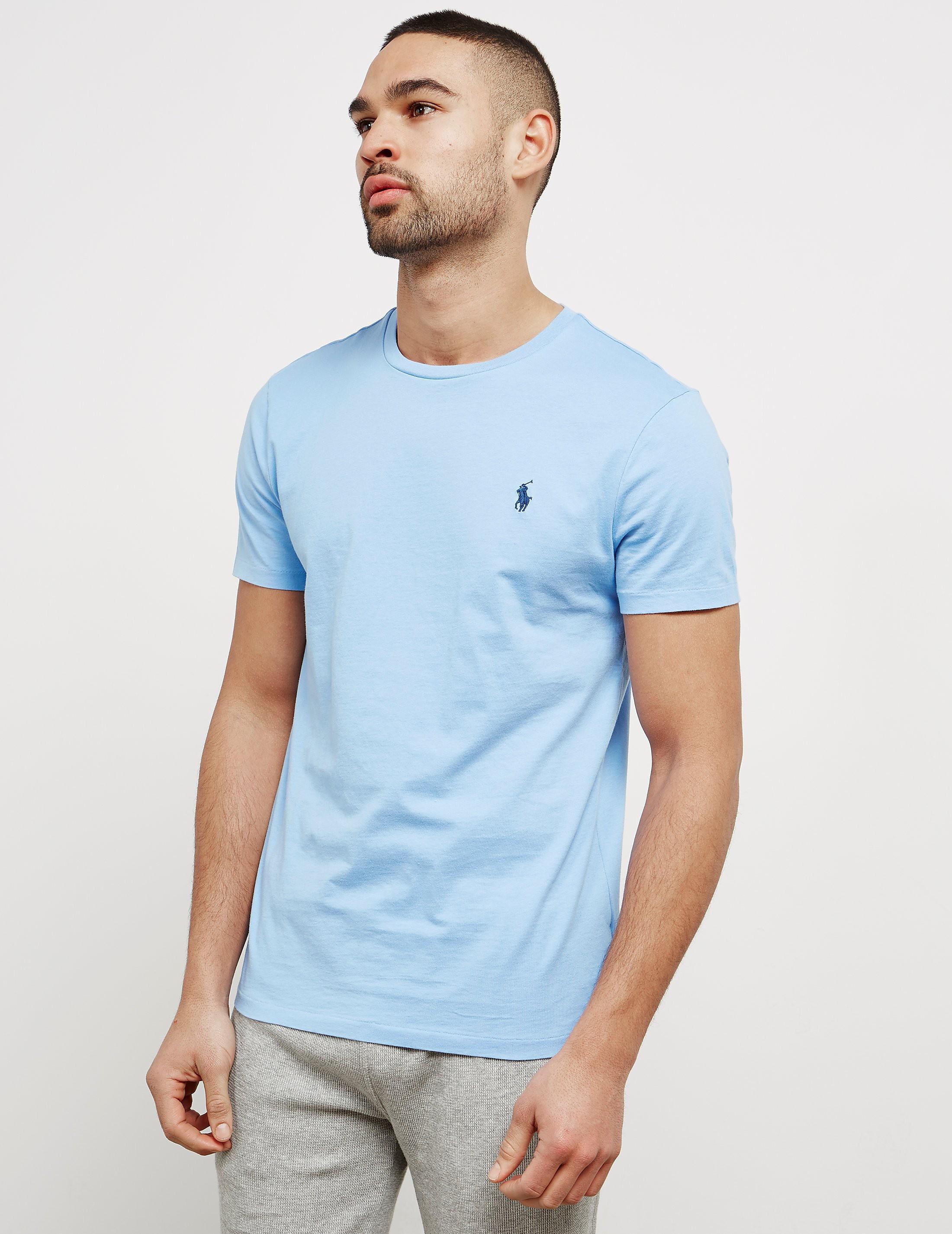 Polo Ralph Lauren Basic Short Sleeve T-Shirt