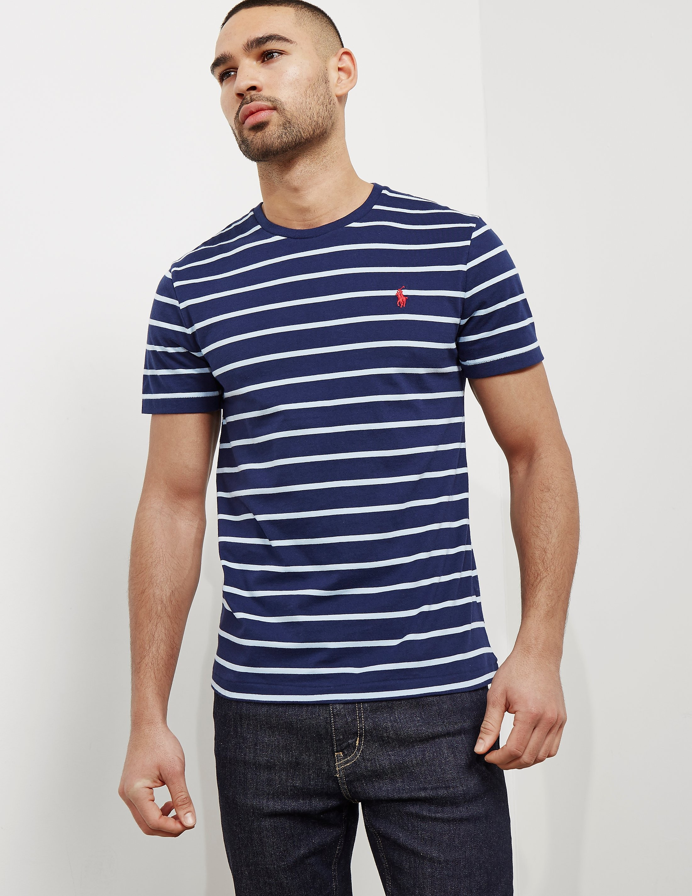 Polo Ralph Lauren Basic Stripe Long Sleeve T-Shirt
