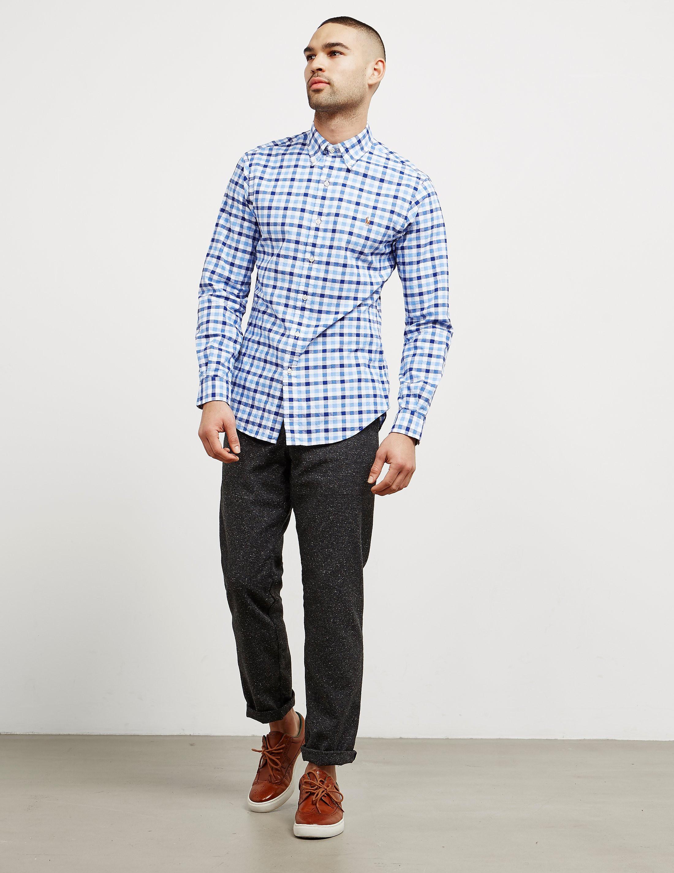 Polo Ralph Lauren Flannel Long Sleeve Shirt - Online Exclusive