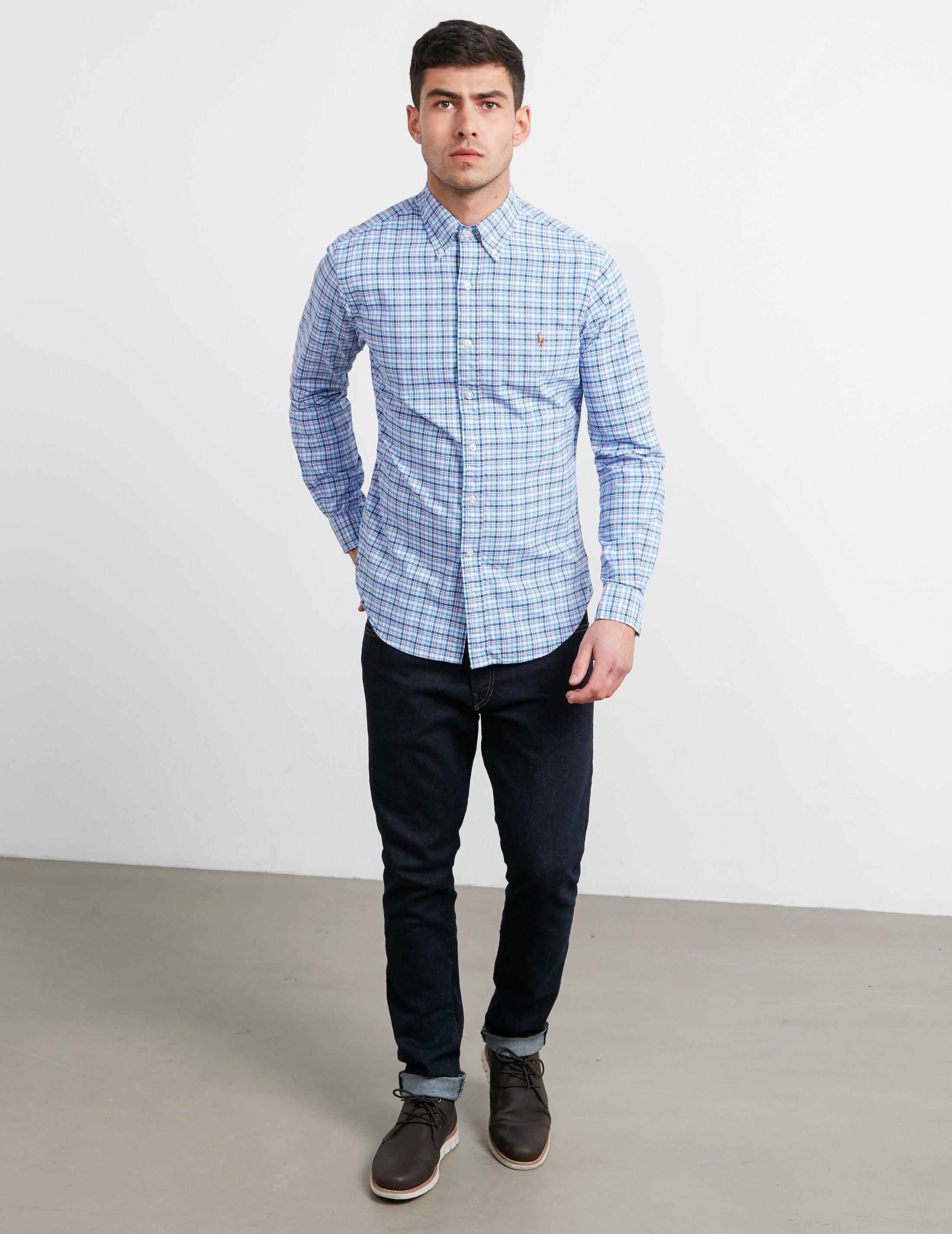 Polo Ralph Lauren Checked Long Sleeve Shirt