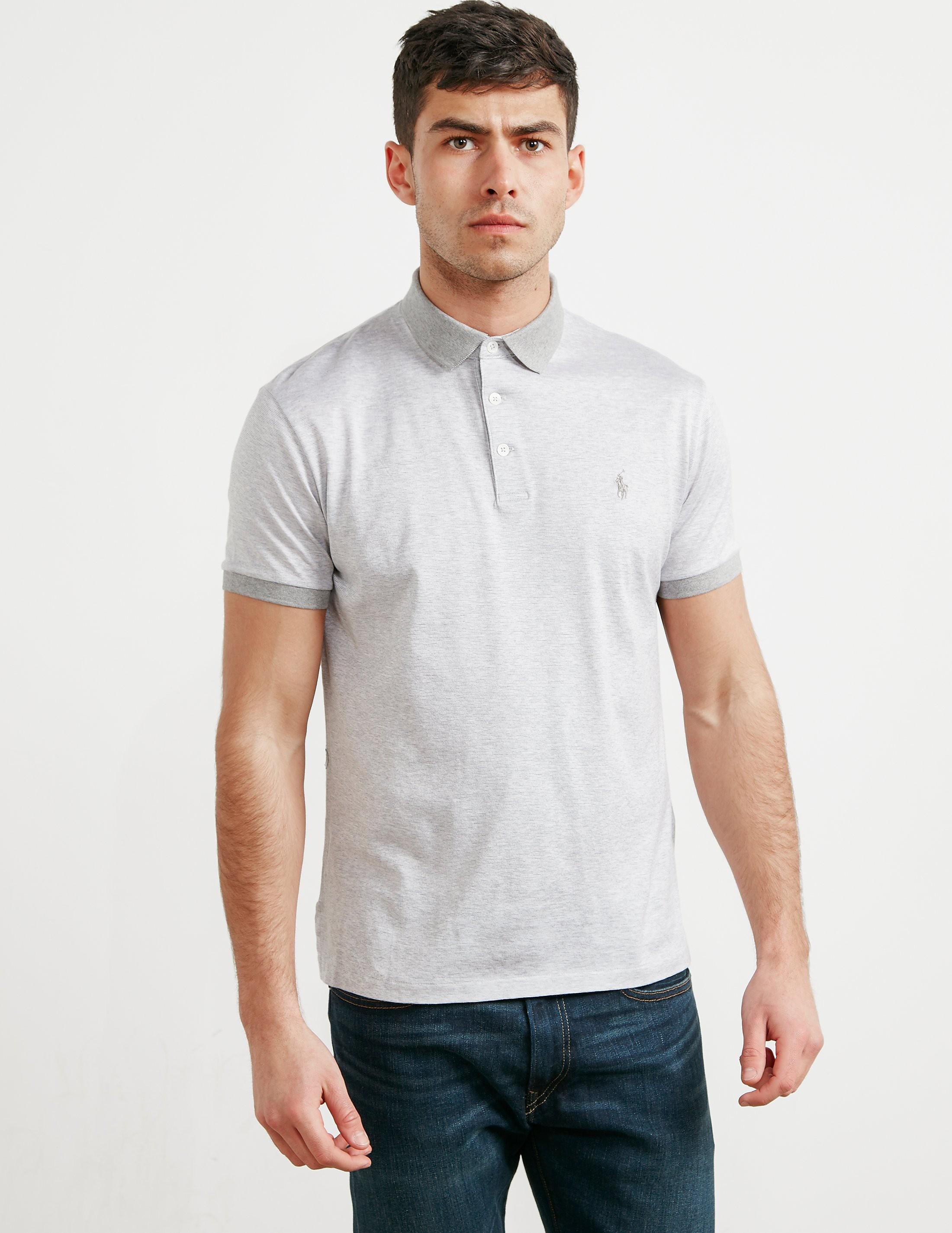 Polo Ralph Lauren Mercerised Short Sleeve Polo Shirt