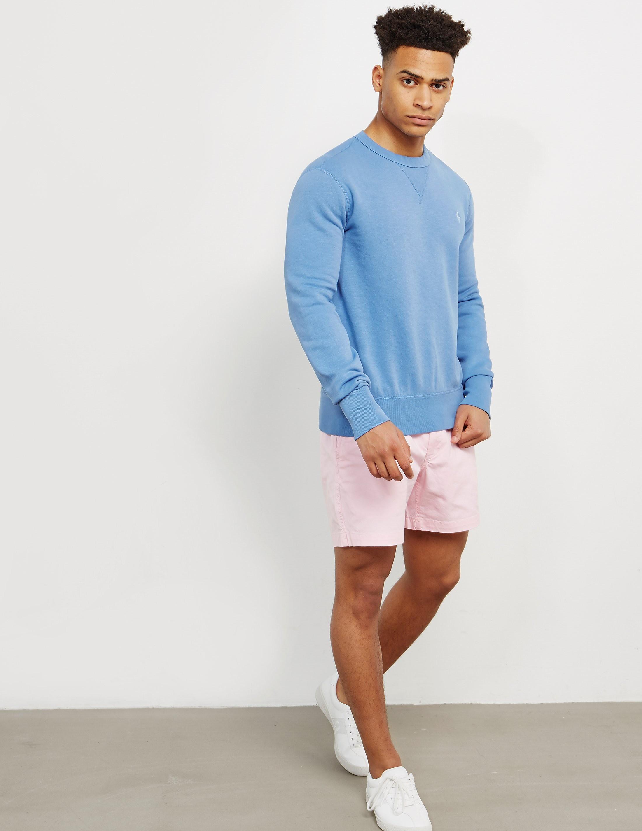 Polo Ralph Lauren Terry Crew Neck Sweatshirt