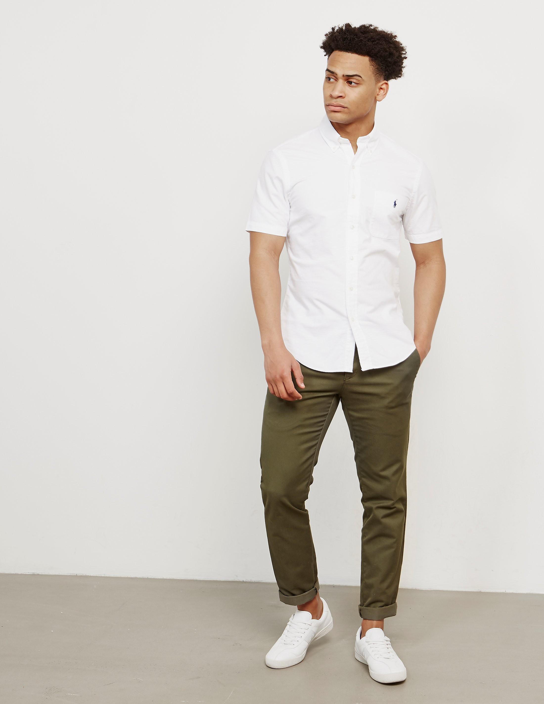 Polo Ralph Lauren Oxford Short Sleeve Shirt