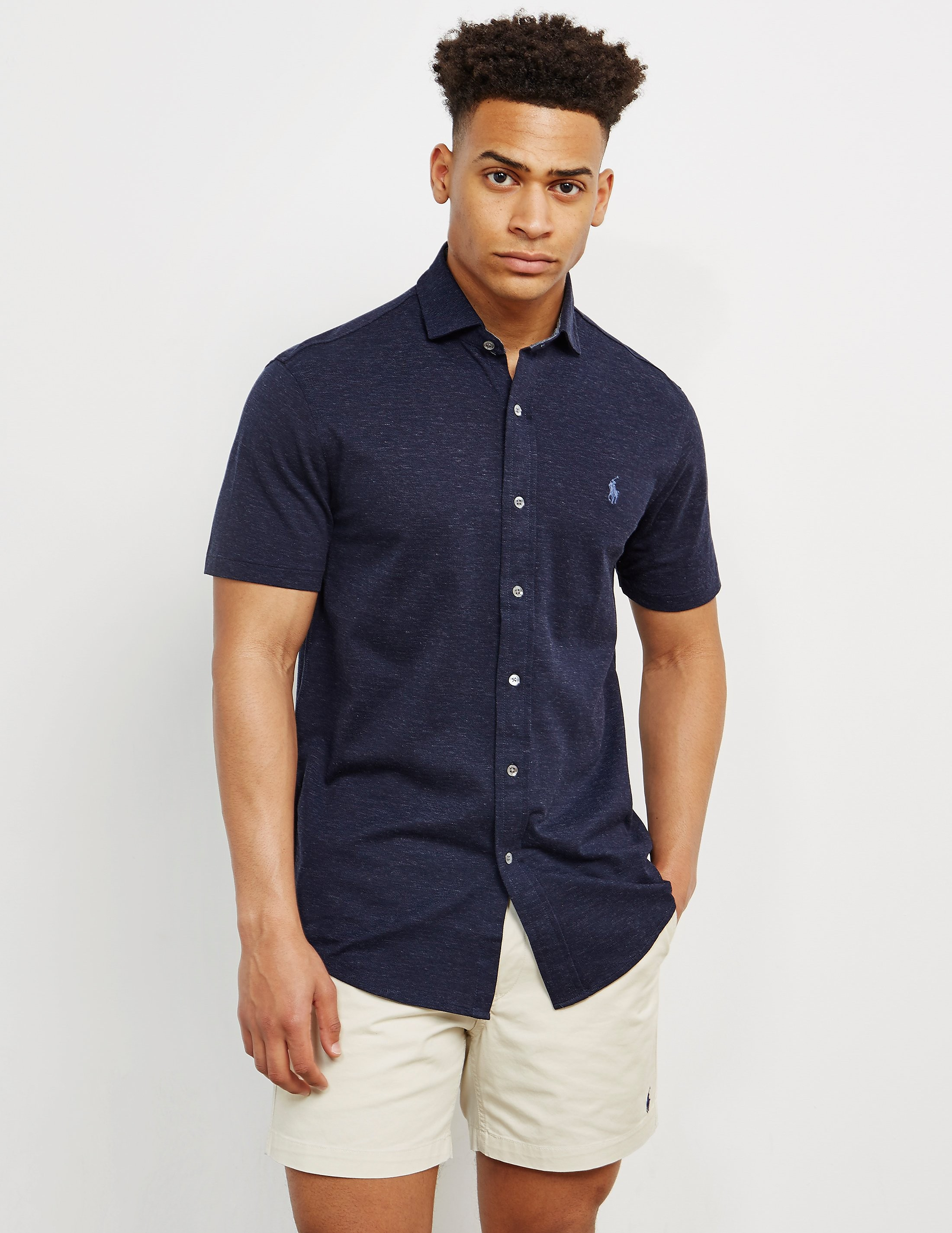 Polo Ralph Lauren Pique Short Sleeve Shirt