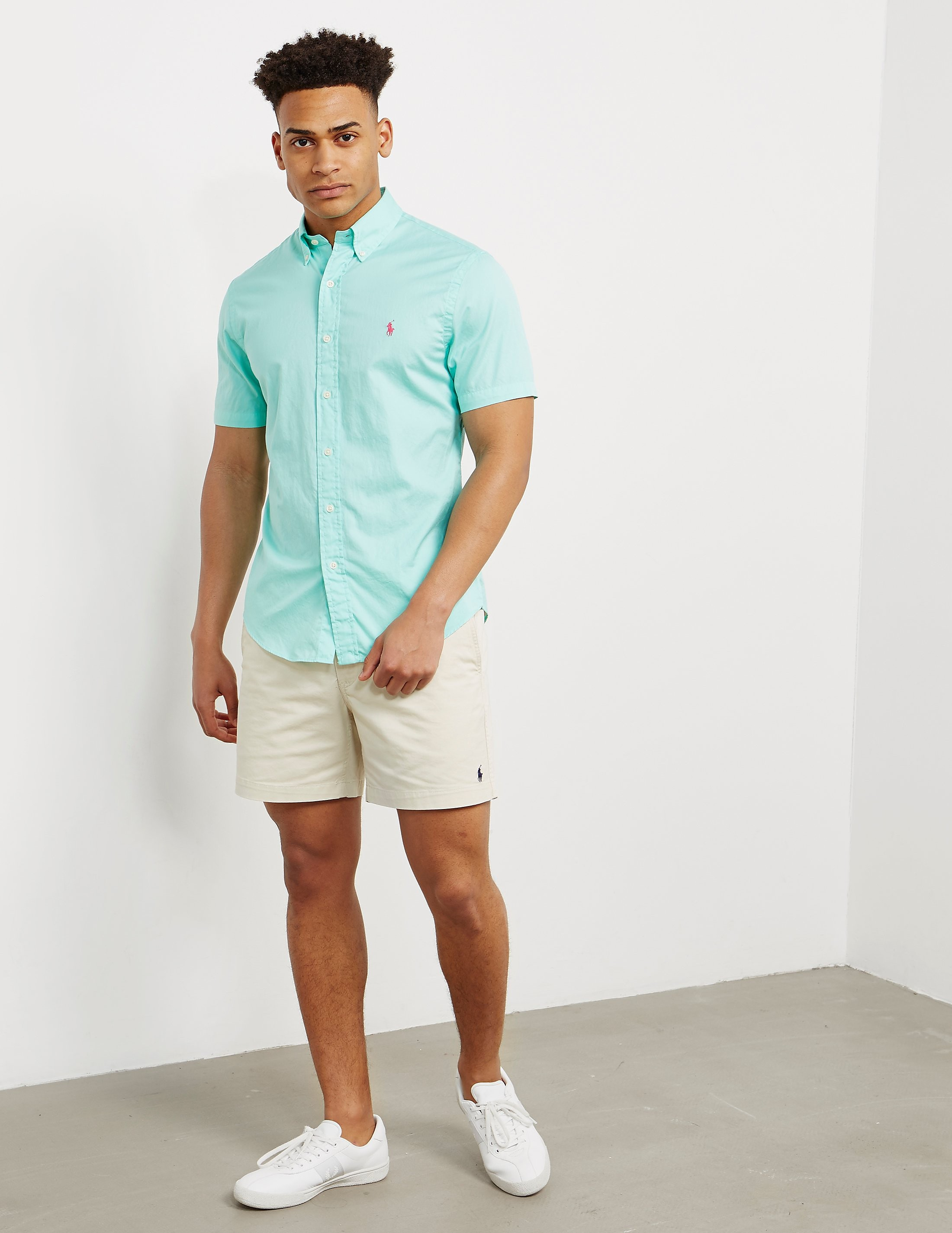Polo Ralph Lauren Chino Short Sleeve Shirt