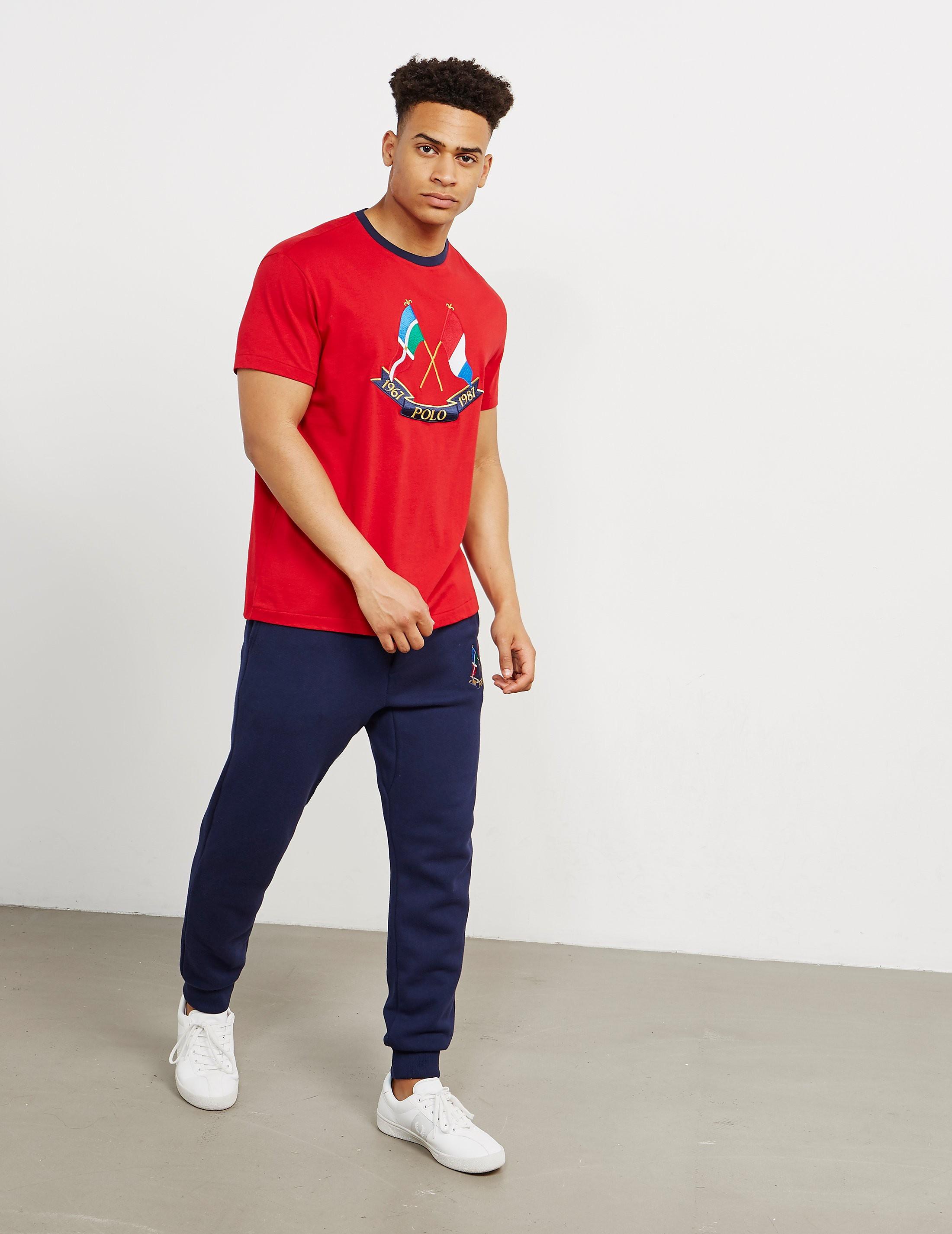 Polo Ralph Lauren CP-39 Flag Short Sleeve T-Shirt