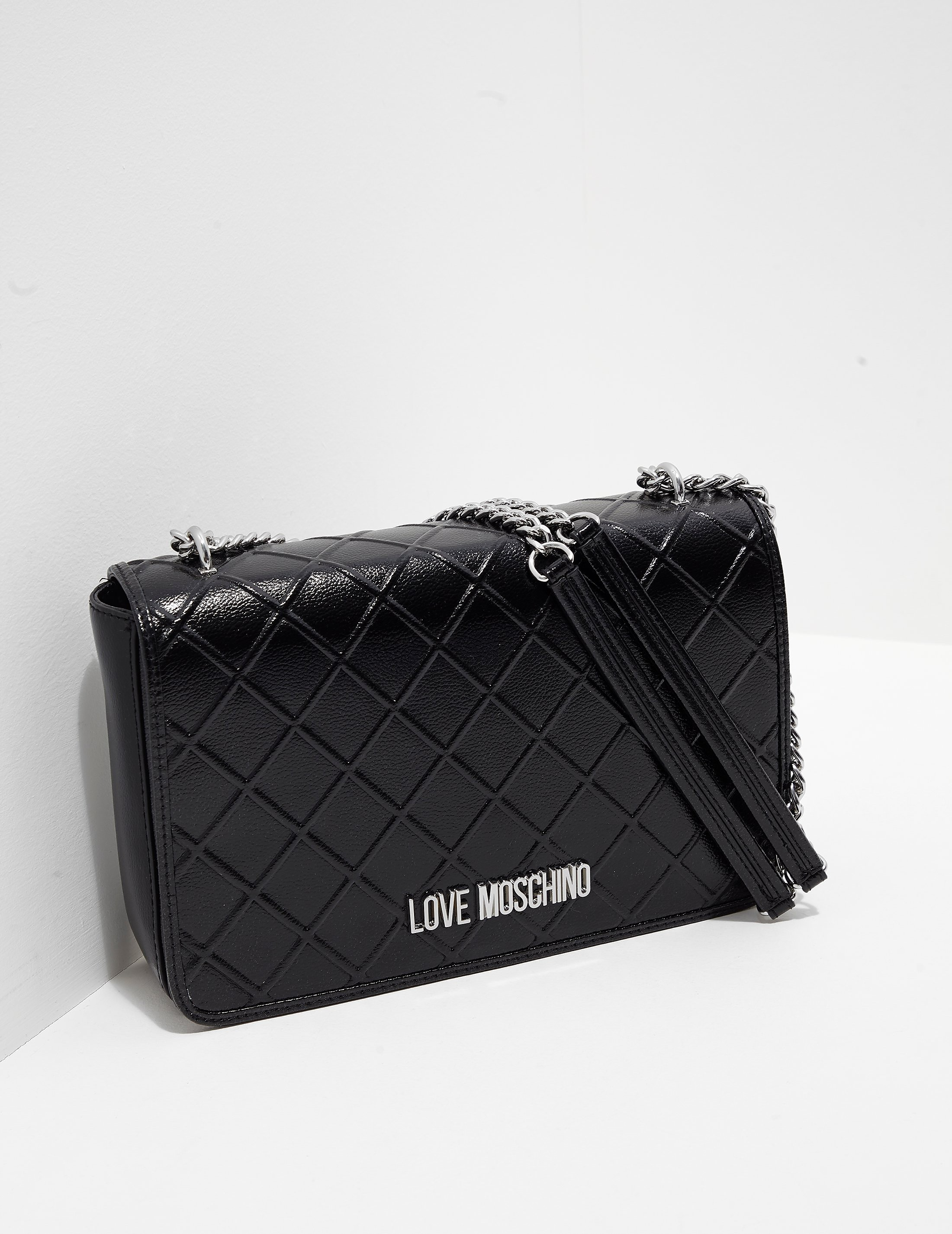 Love Moschino Quilt Chain Shoulder Bag