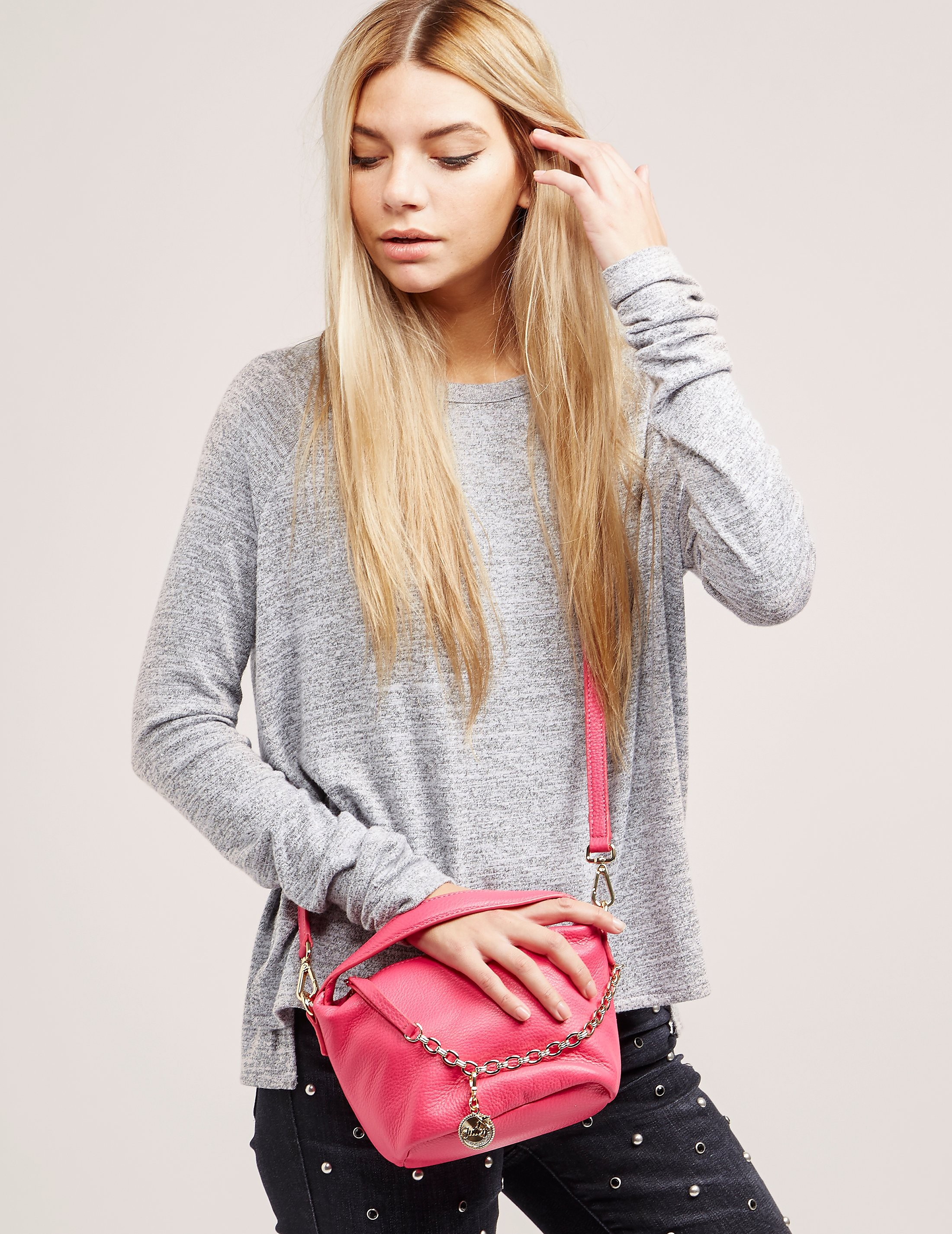 Juicy Couture Charm Crossbody Bag