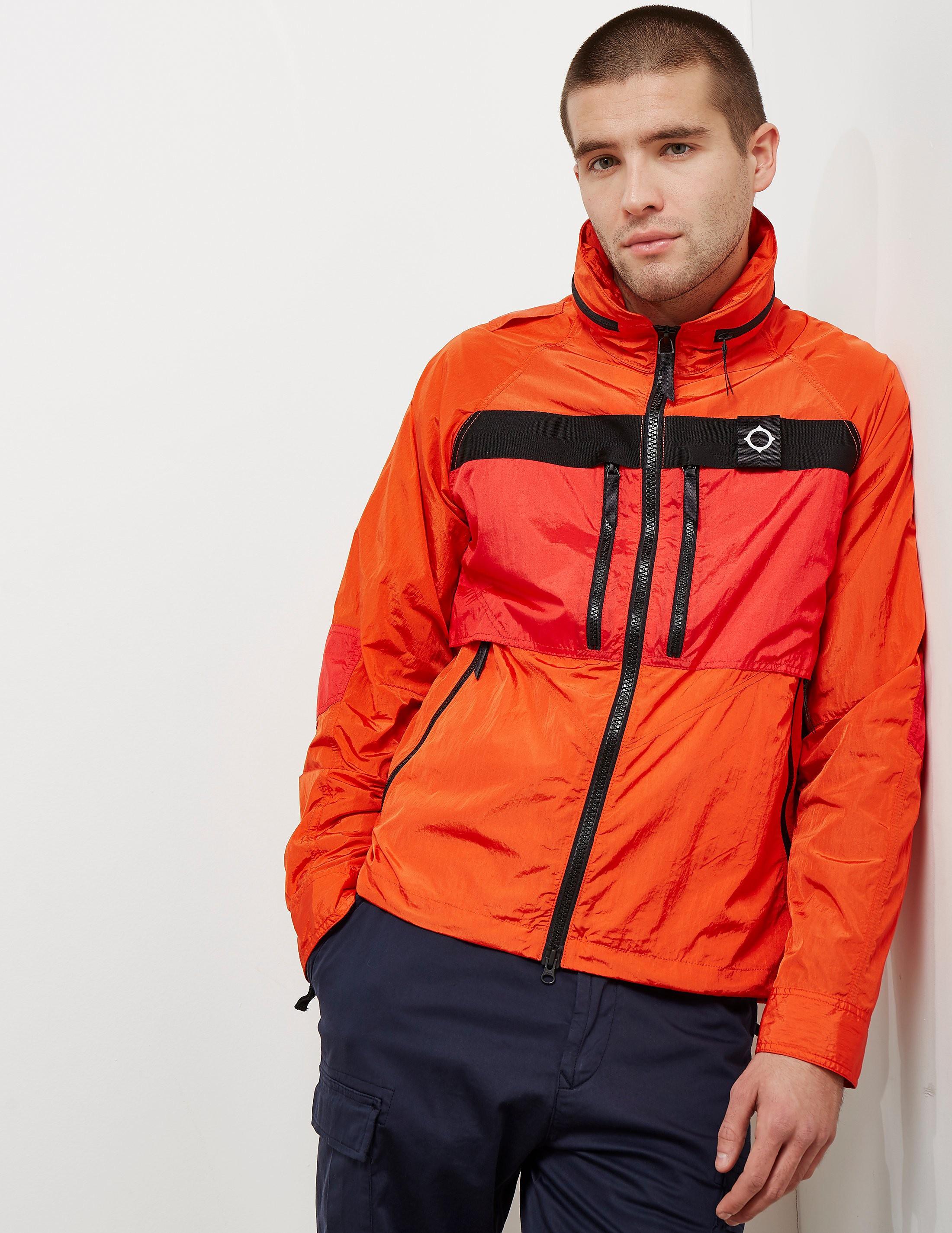 MA STRUM Corvus Nylon Lightweight Jacket