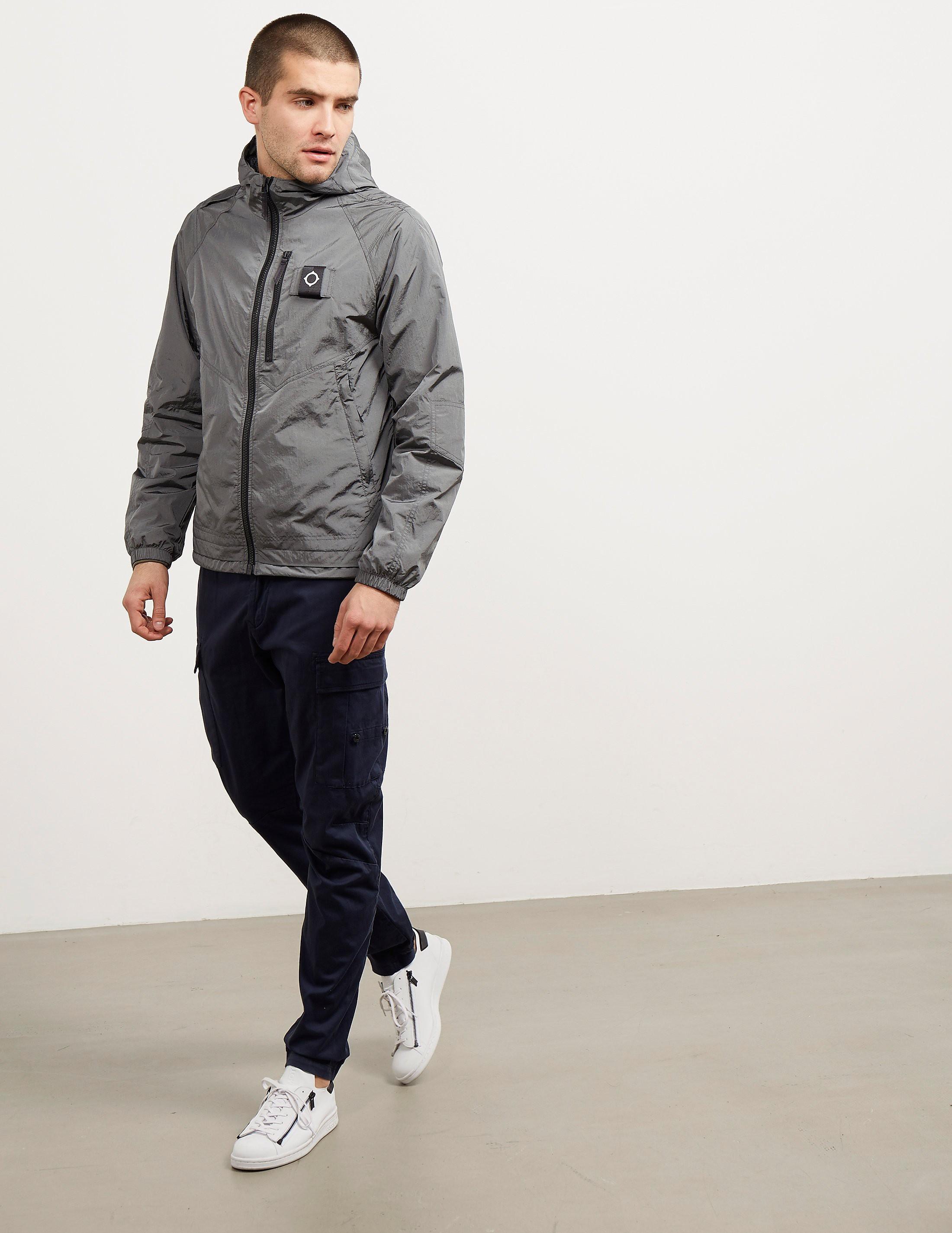 MA STRUM Pegasus Nylon Lightweight Jacket