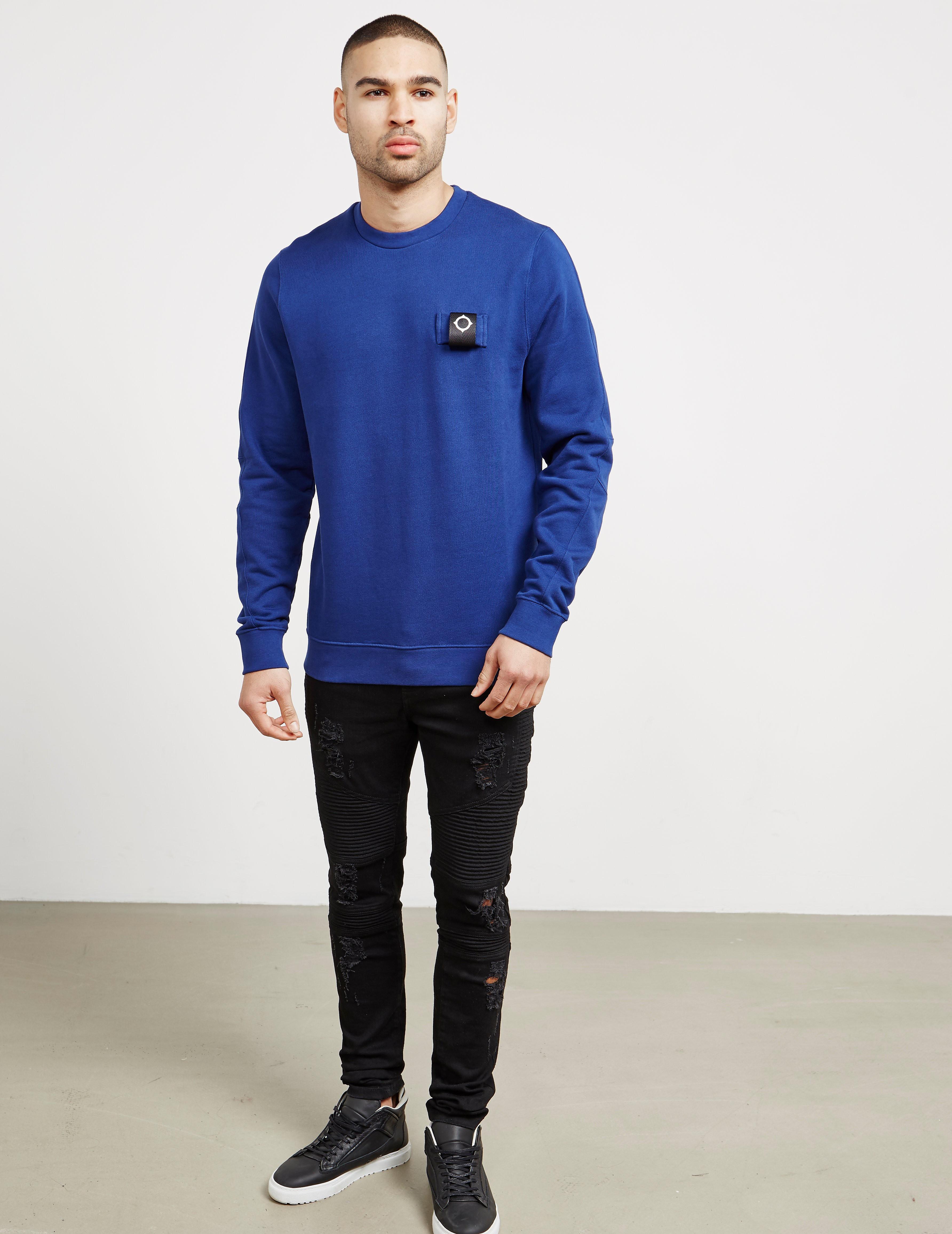 MA STRUM Training Crew Sweatshirt