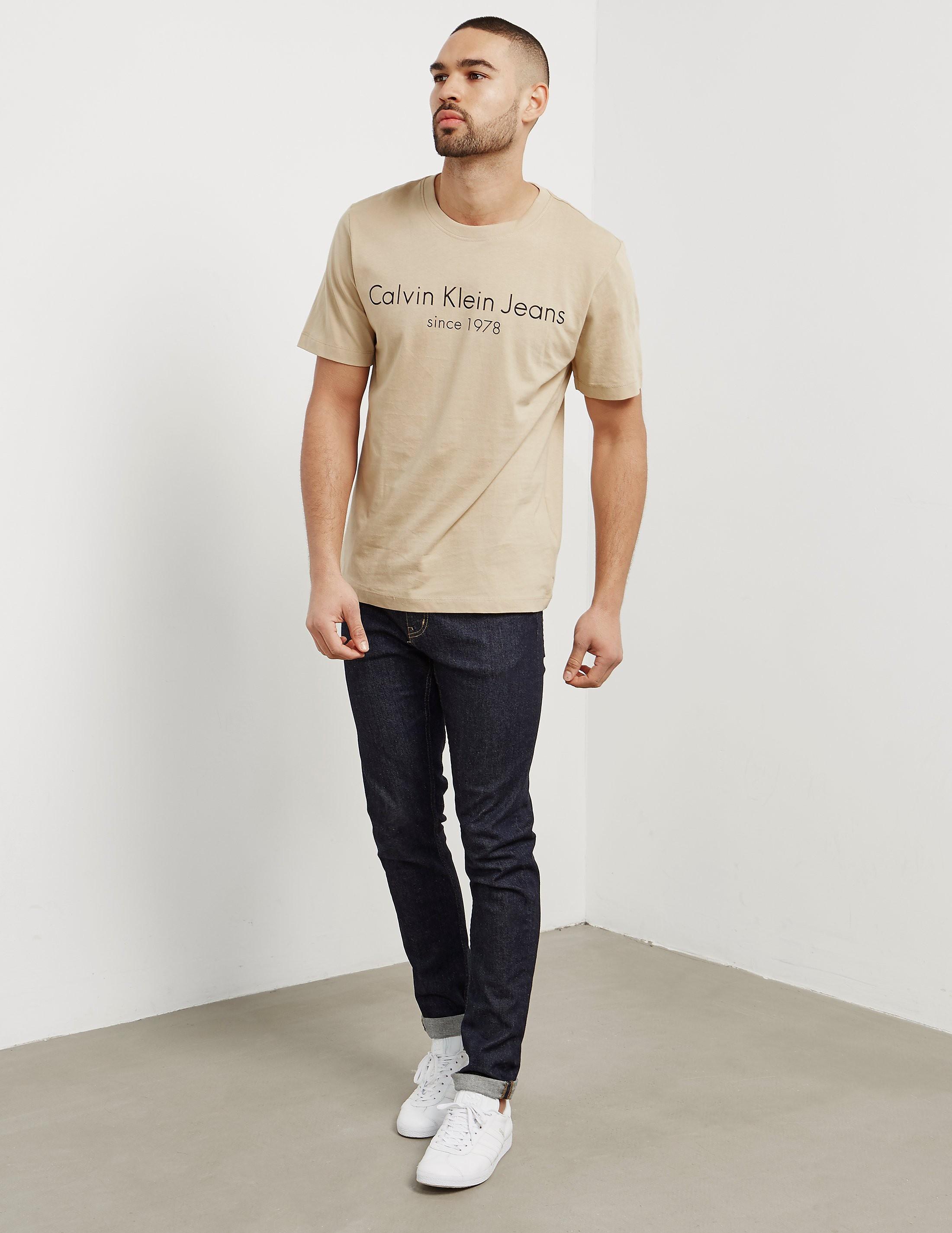 Calvin Klein Treavik Short Sleeve T-Shirt