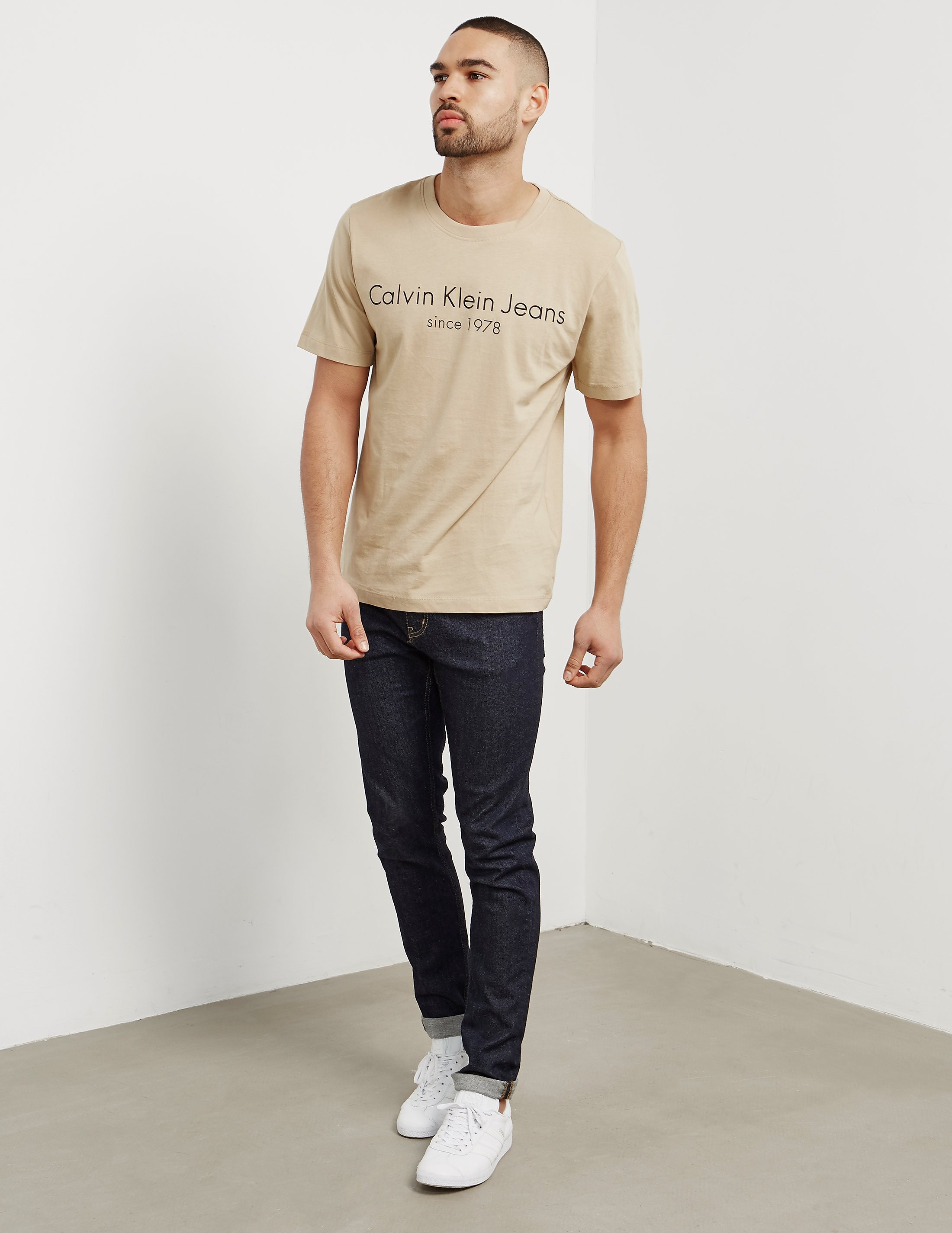 Calvin Klein Treavik Short Sleeve T-Shirt