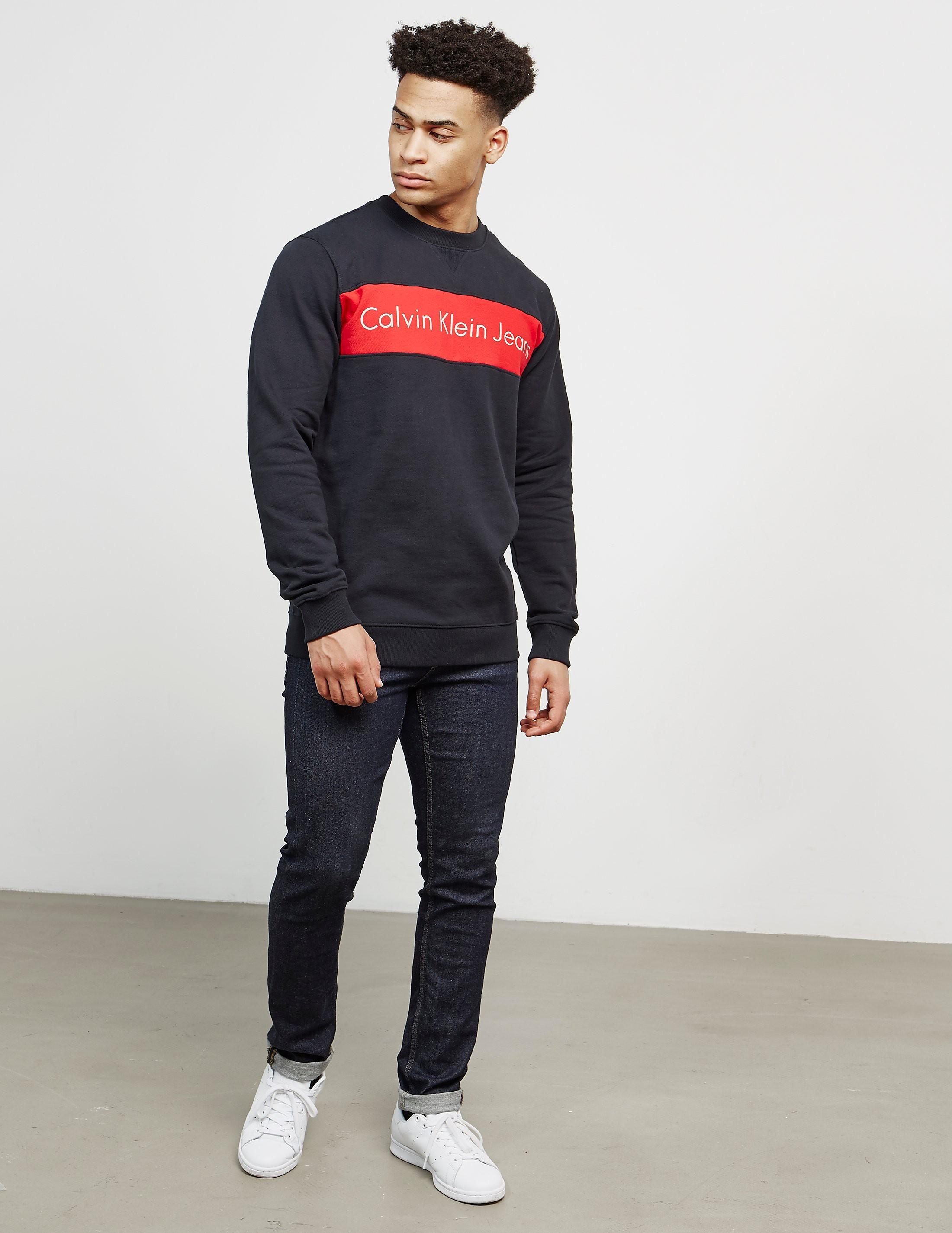 Calvin Klein Hayo Crew Sweatshirt