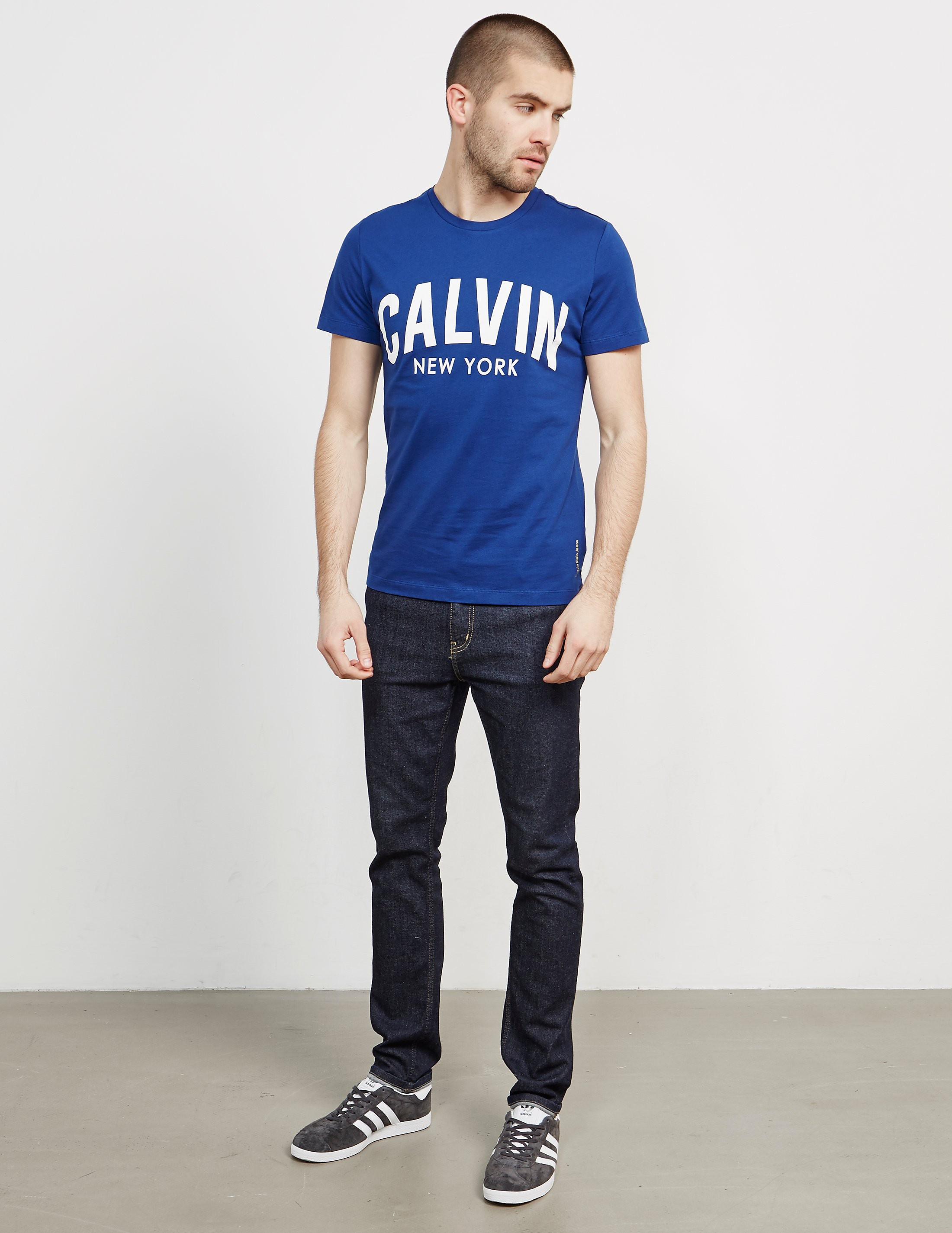 Calvin Klein New York Short Sleeve T-Shirt