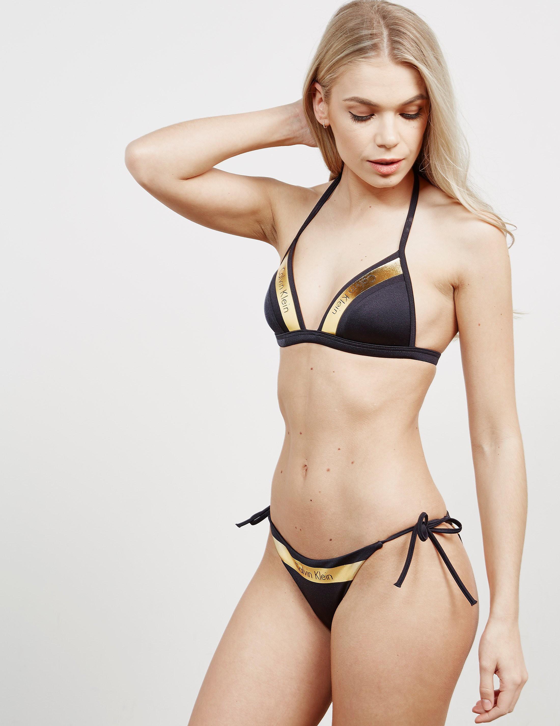 Calvin Klein String Bikini Bottoms