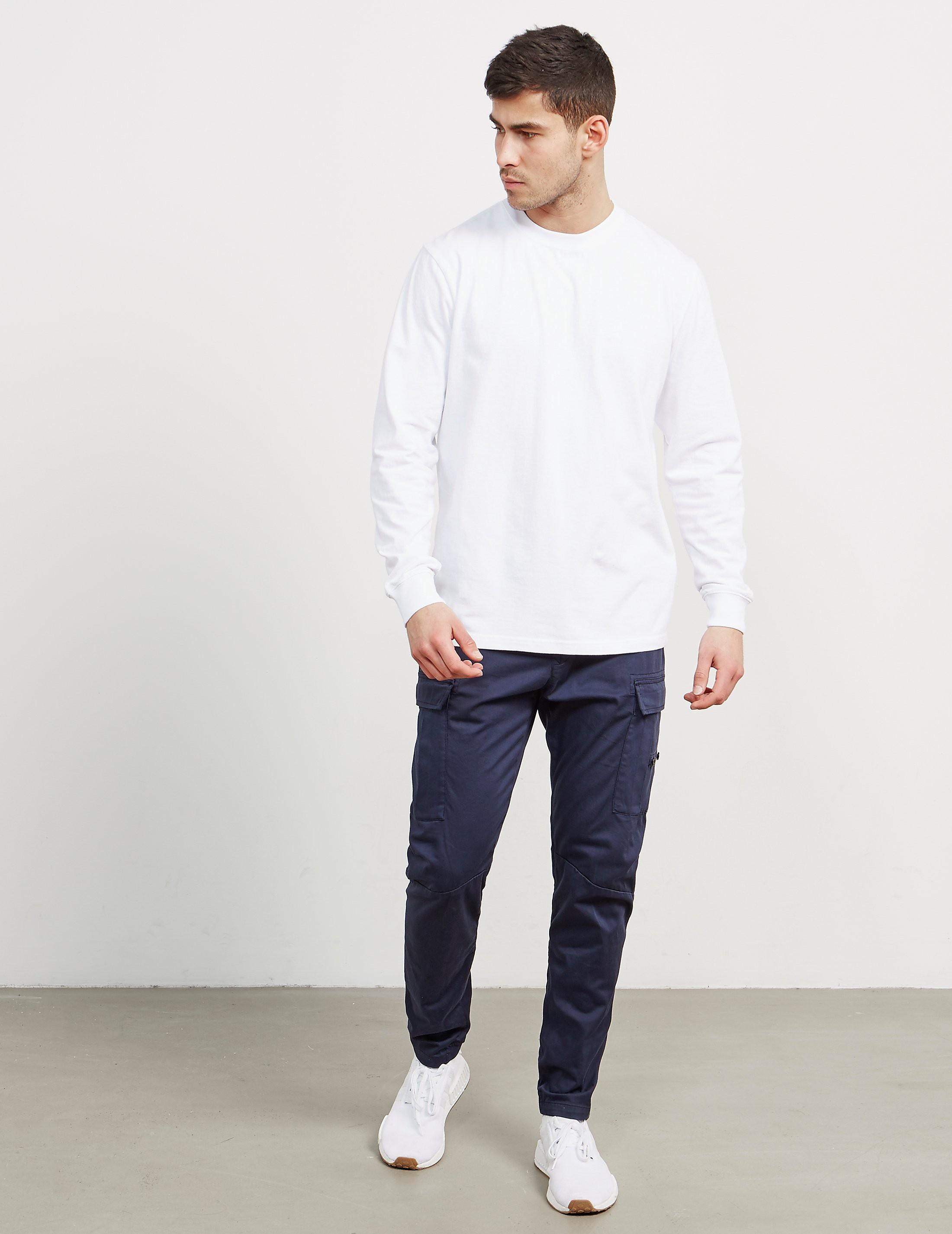 Stussy Stock Long Sleeve T-Shirt