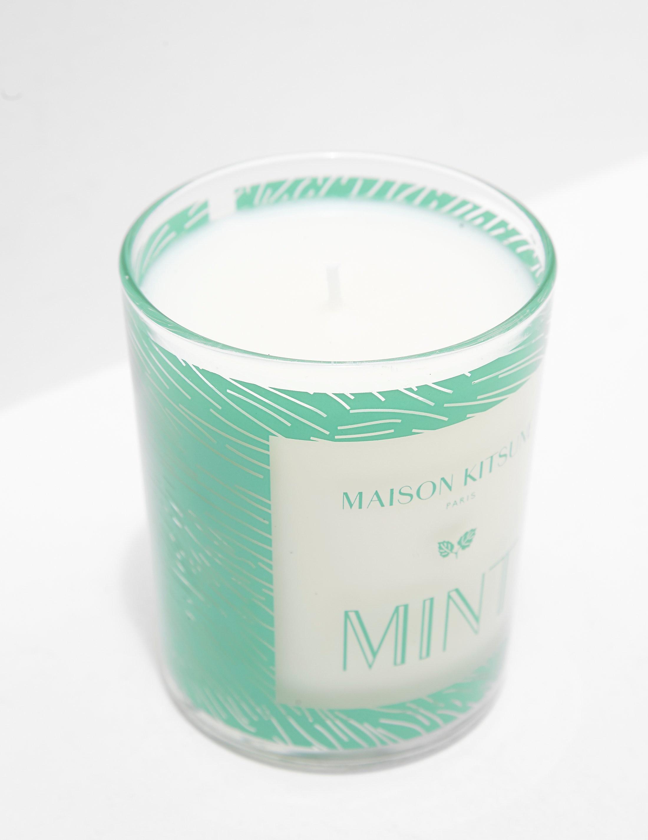 Maison Kitsune Mint Candle
