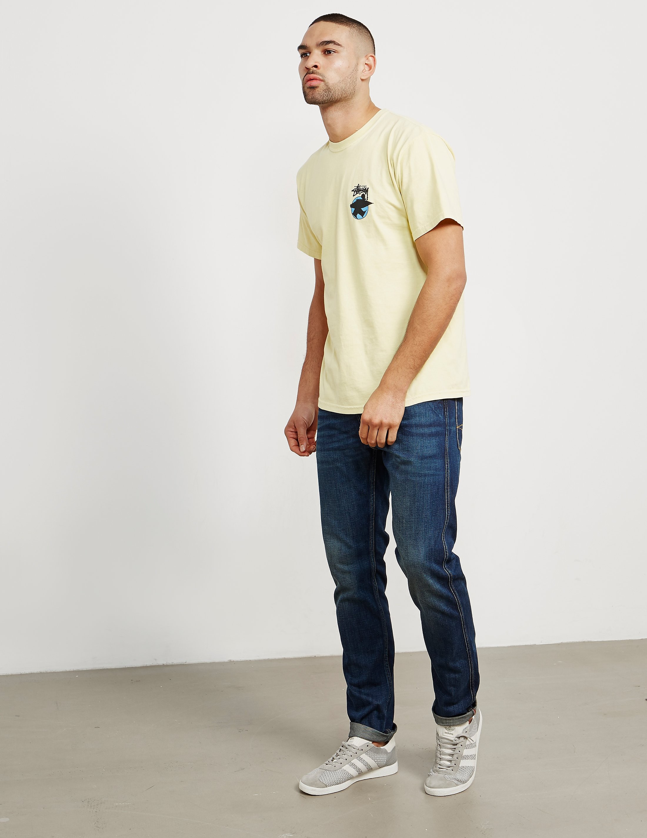 Stussy Surman Dot Short Sleeve T-Shirt