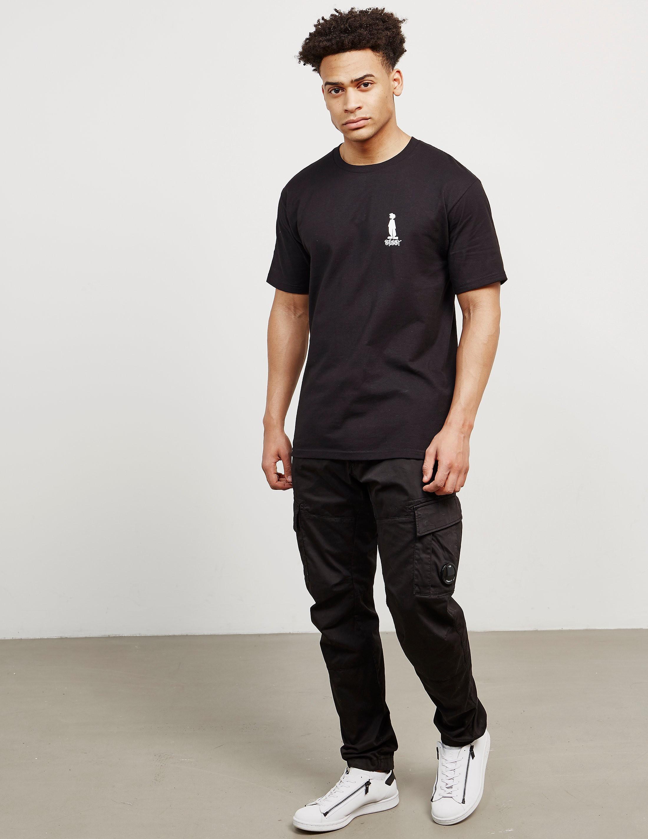 Stussy Raggamon Short Sleeve T-Shirt
