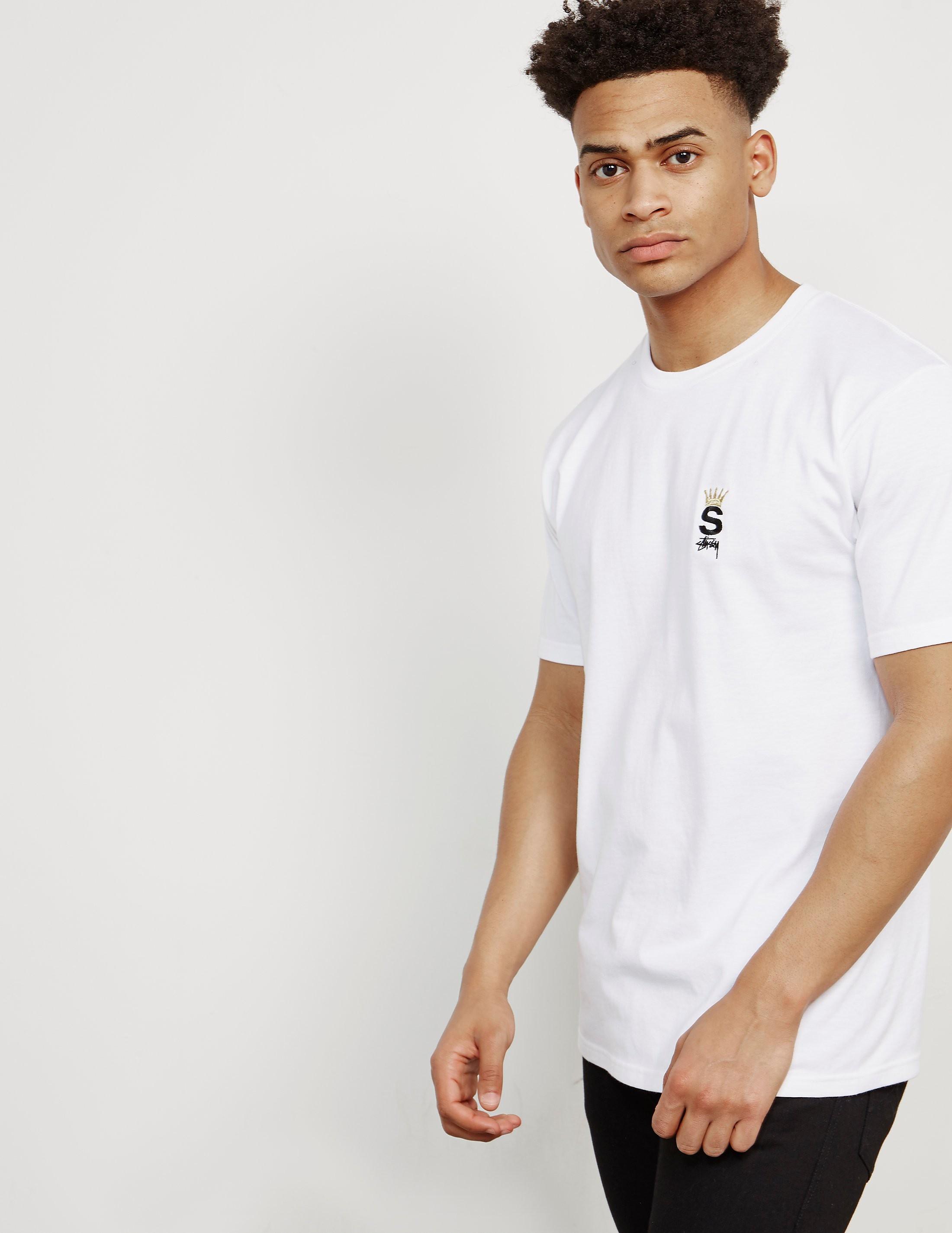 Stussy Crown Royal Short Sleeve T-Shirt