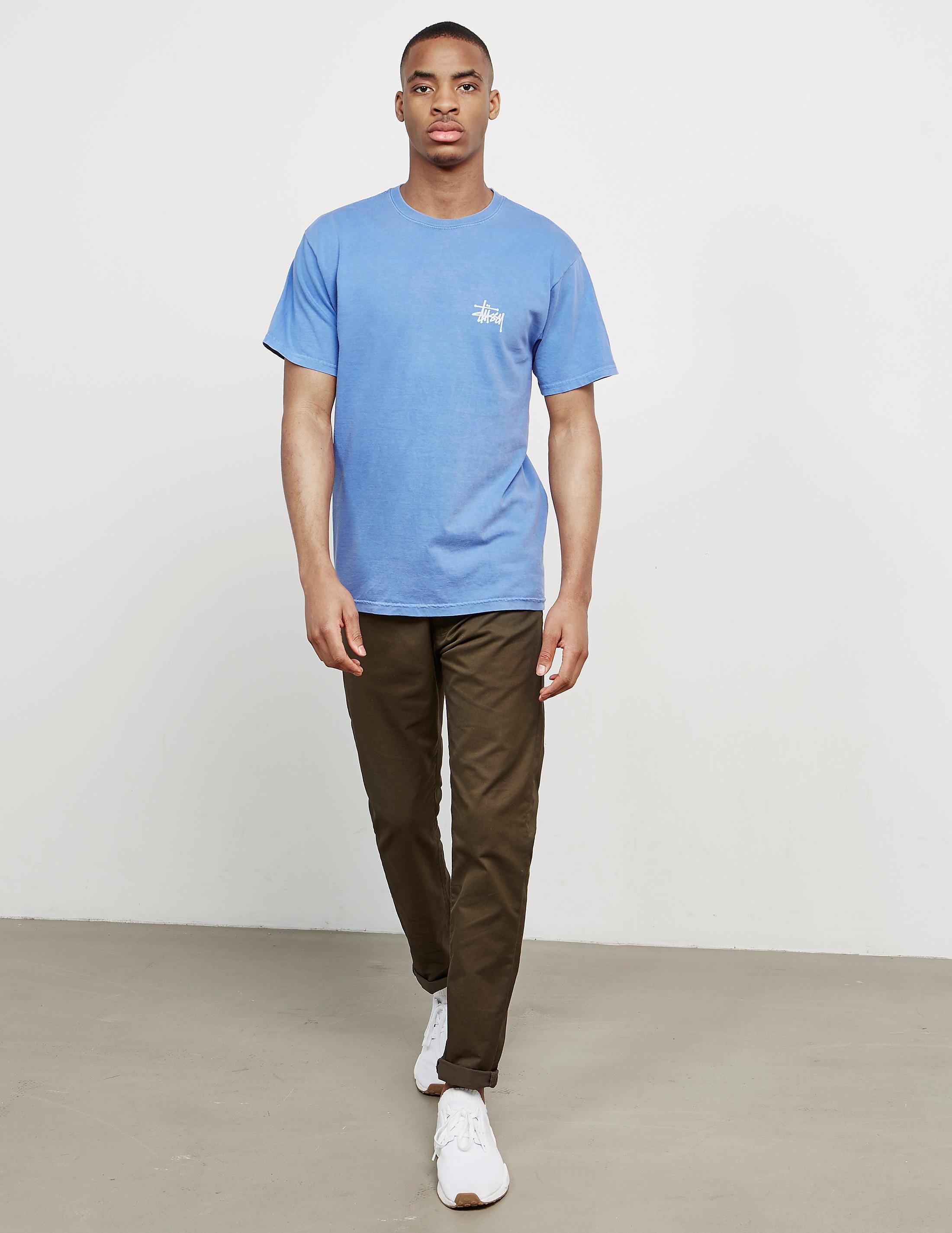 Stussy Hellshirt Short Sleeve T-Shirt