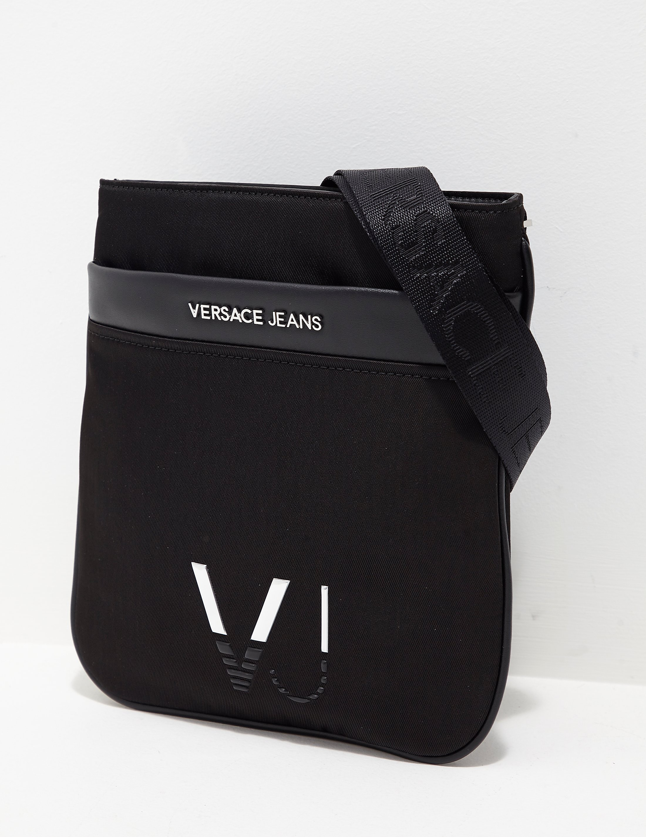 Versace Linea Logo Small Item Bag