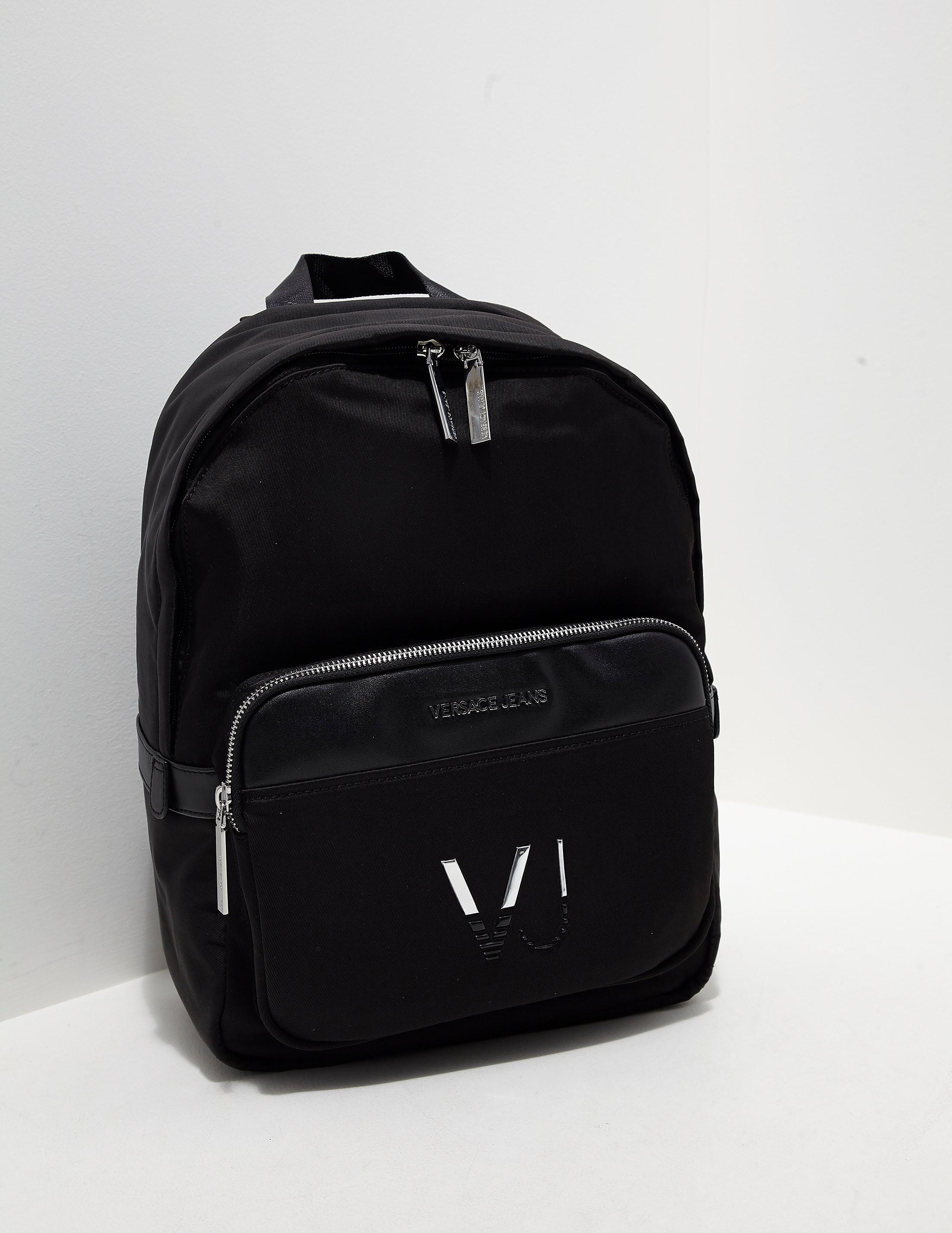 Versace Linea Logo Backpack