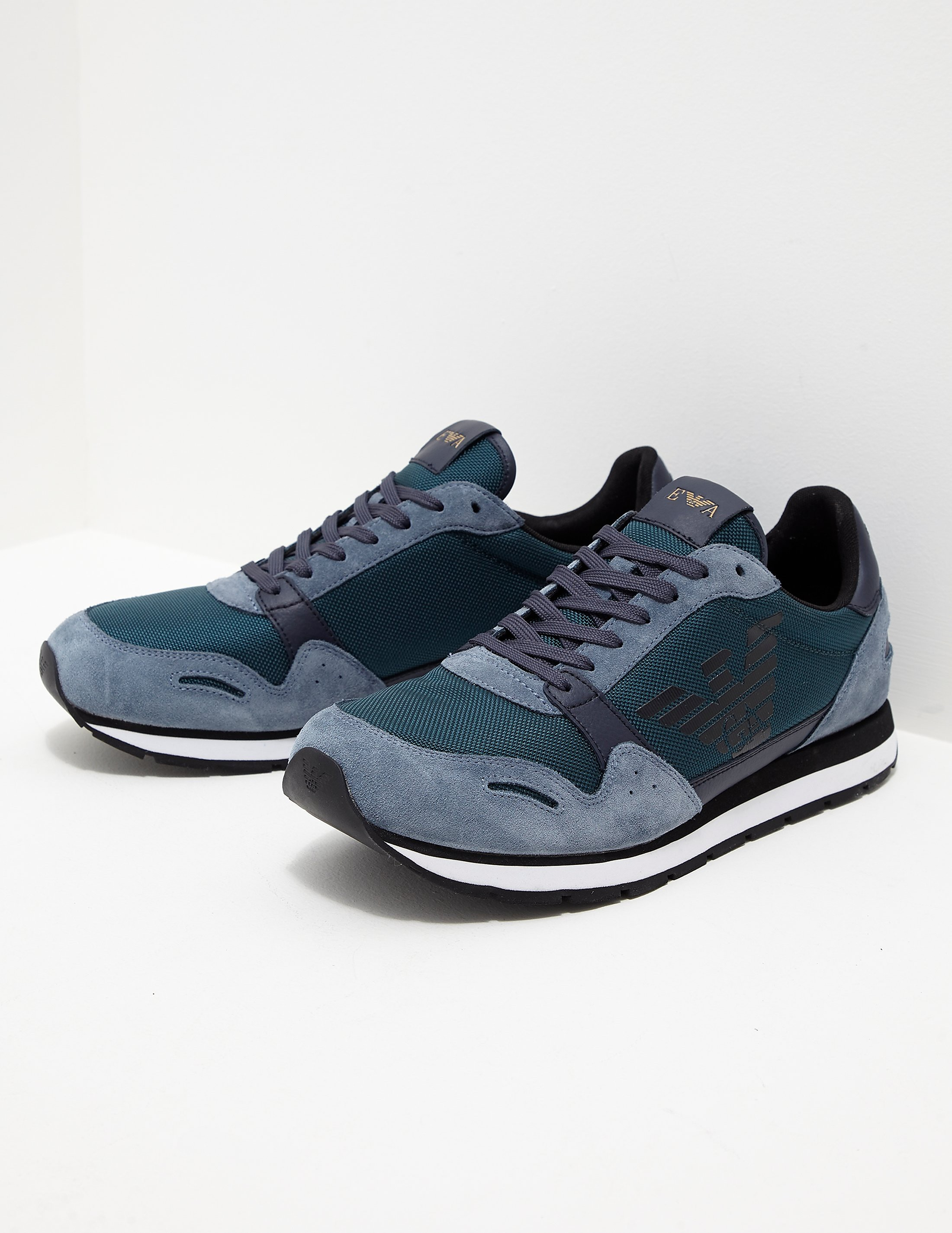 Armani Jeans Zone Trainers