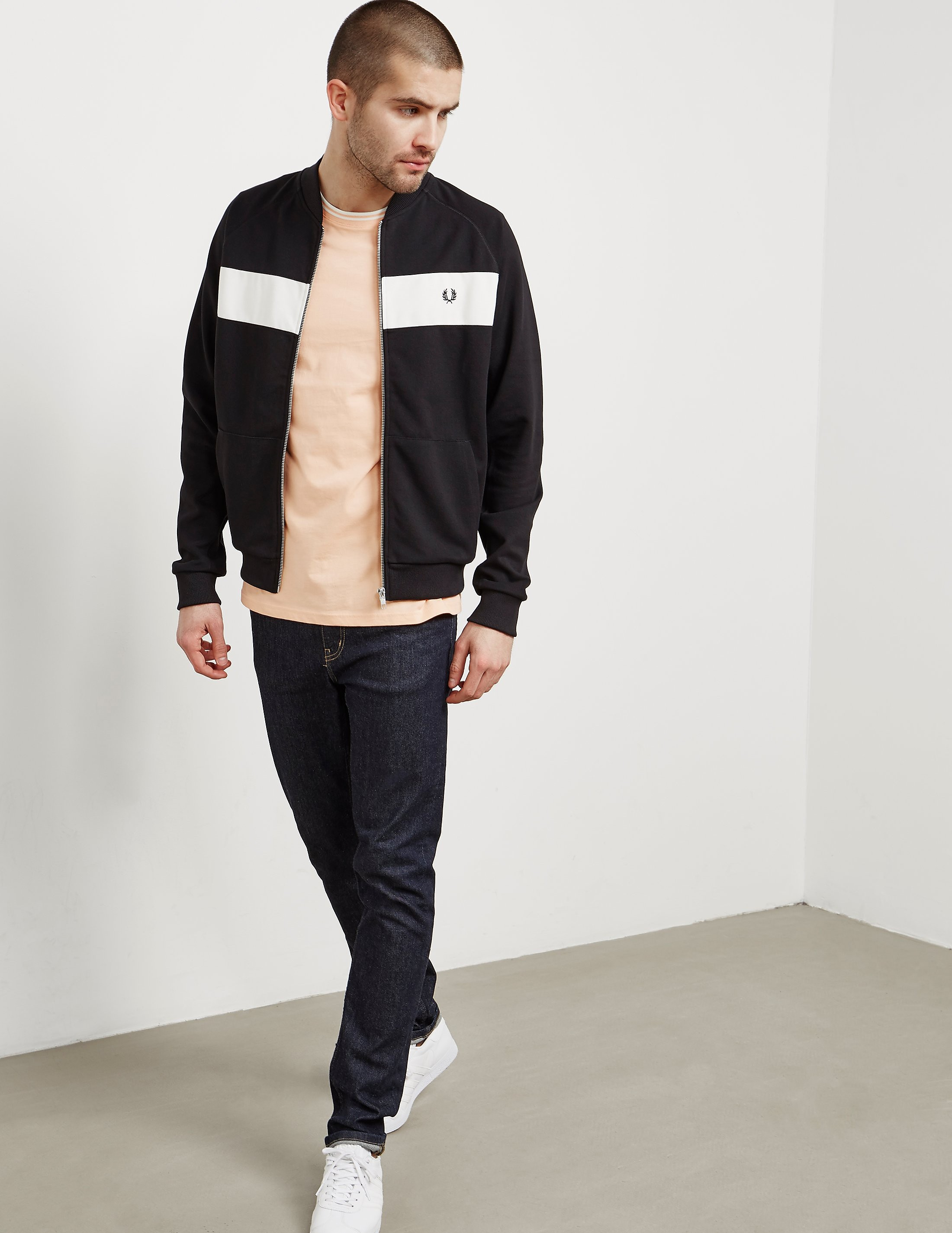 Fred Perry Tricot Track Top