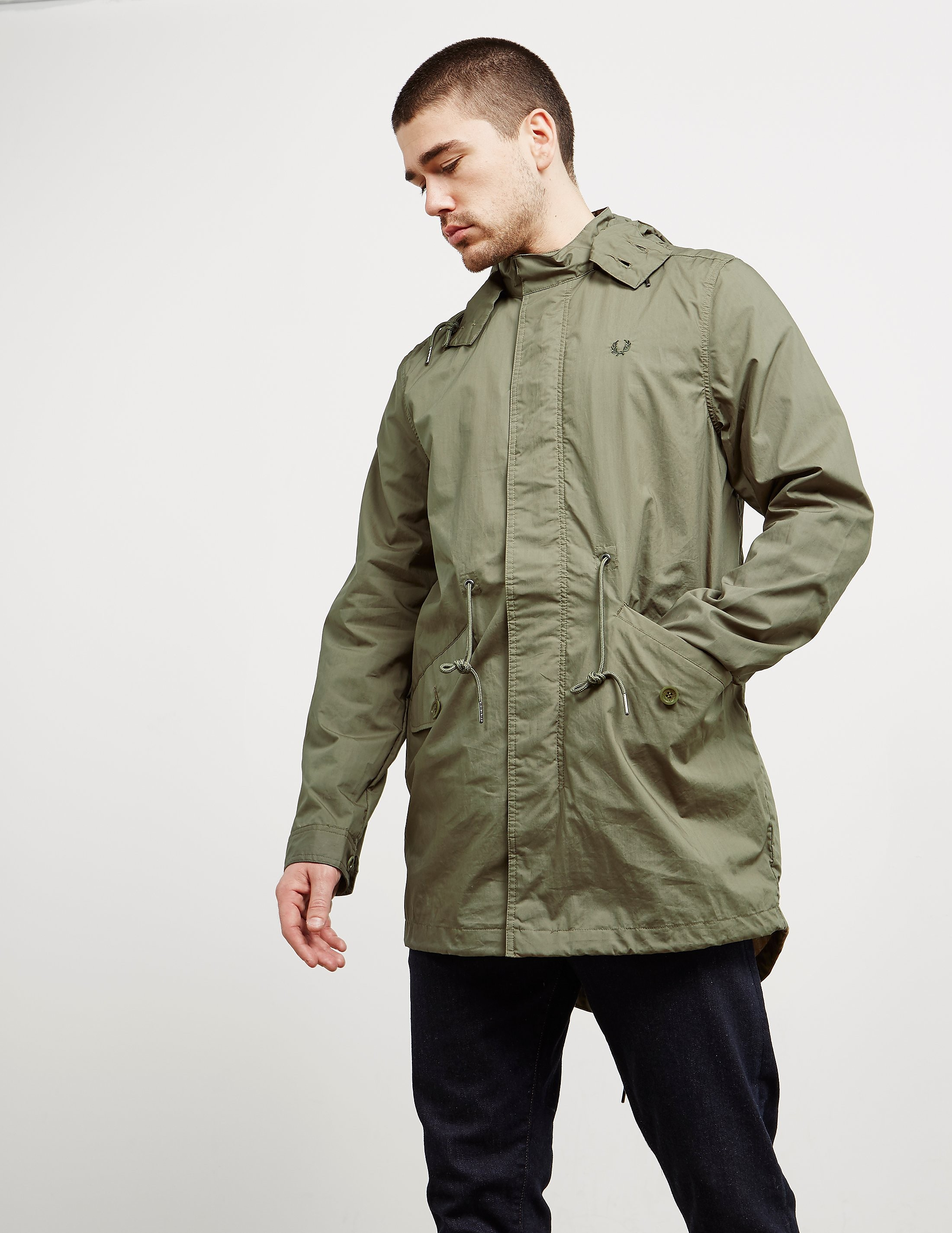 Fred Perry Lightweight Fishtail Parka