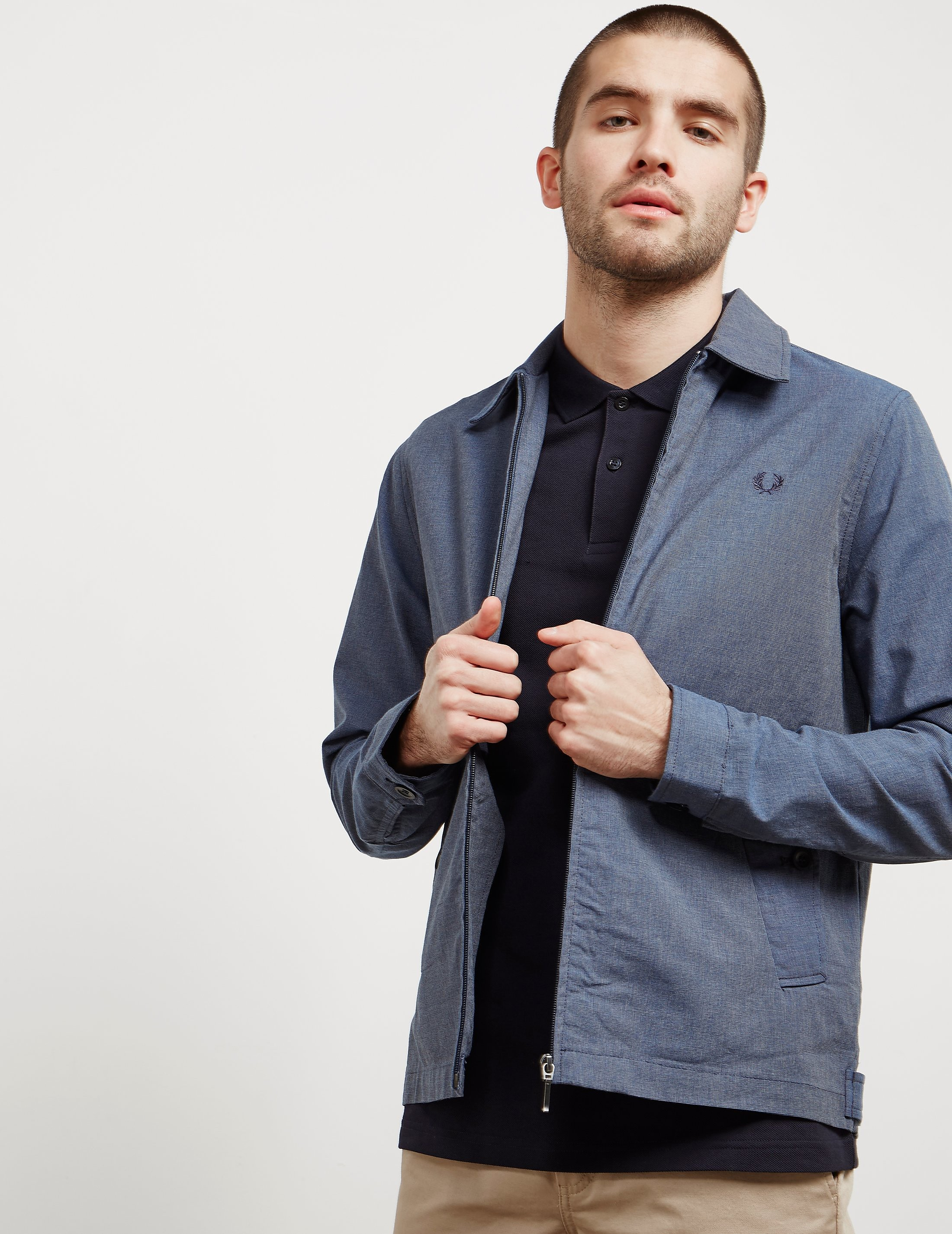 Fred Perry Lightweight Caban Jacket