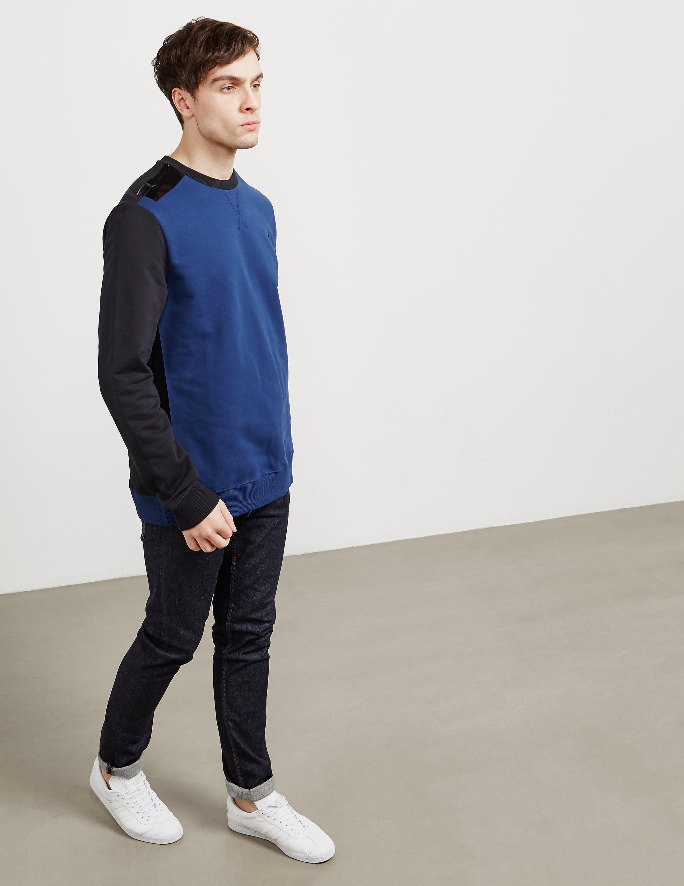 Fred Perry x Raf Simons Tape Sweatshirt