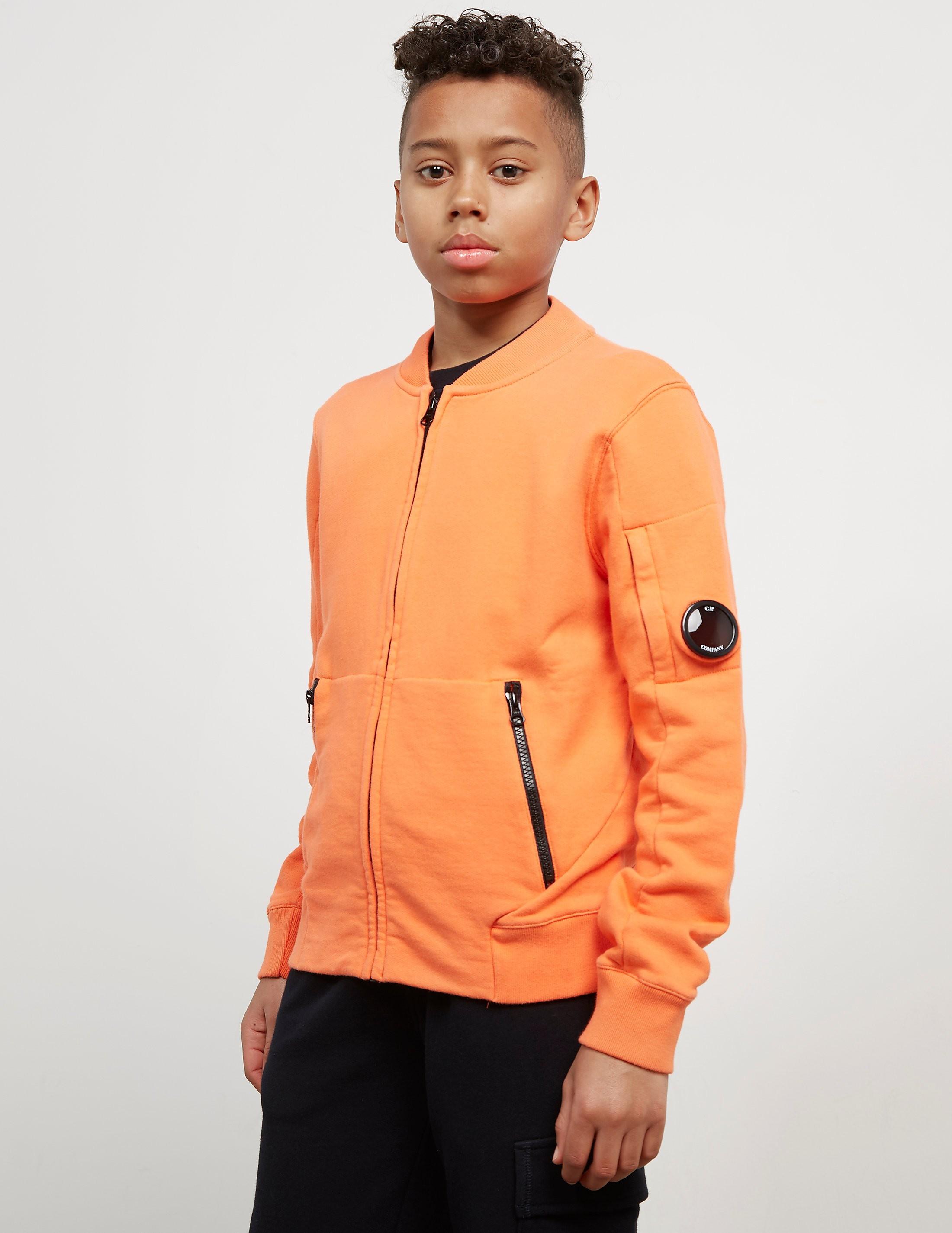 CP Company Kids Zip Sweatshirt