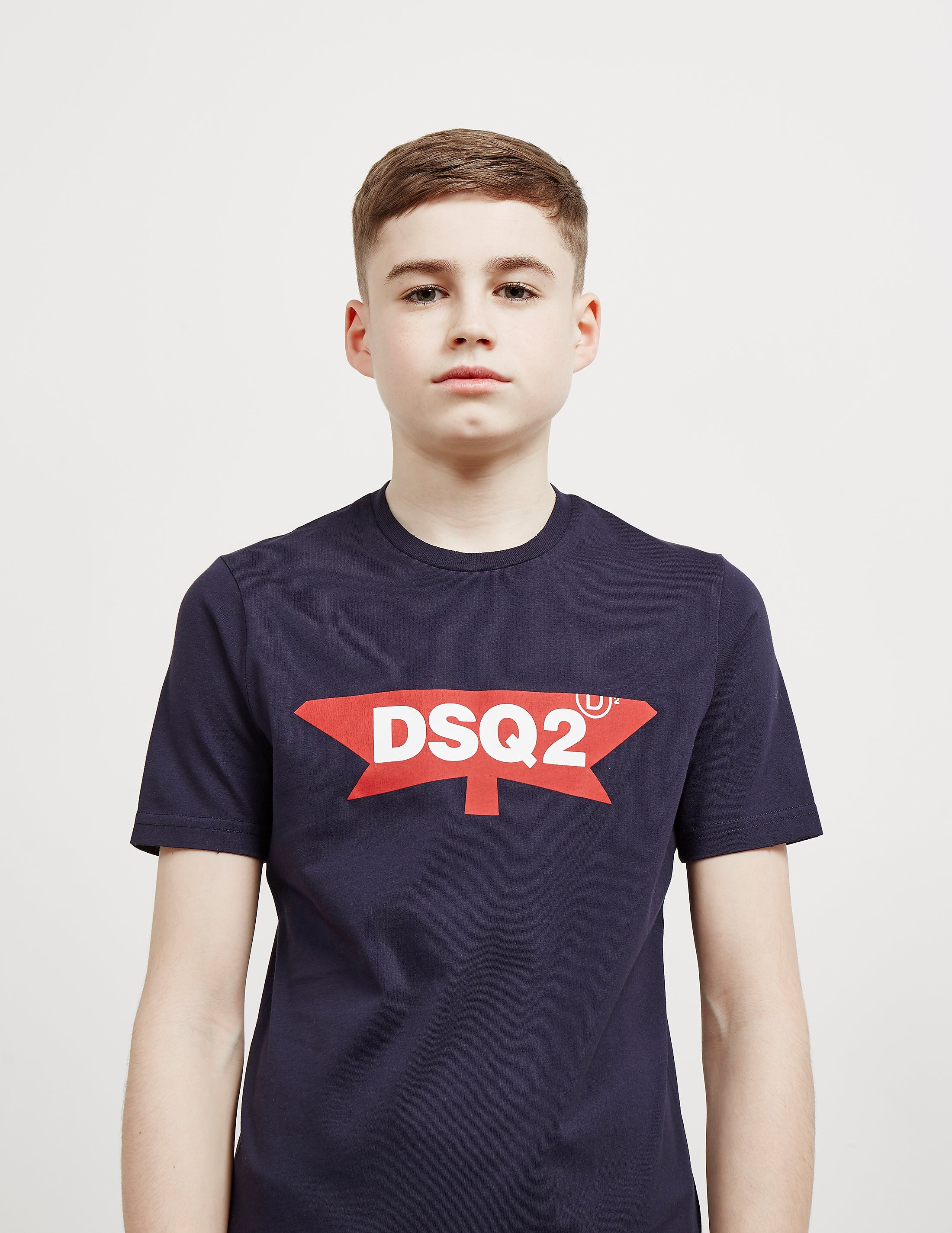 DSQUARED2 Half Maple Short Sleeve T-Shirt