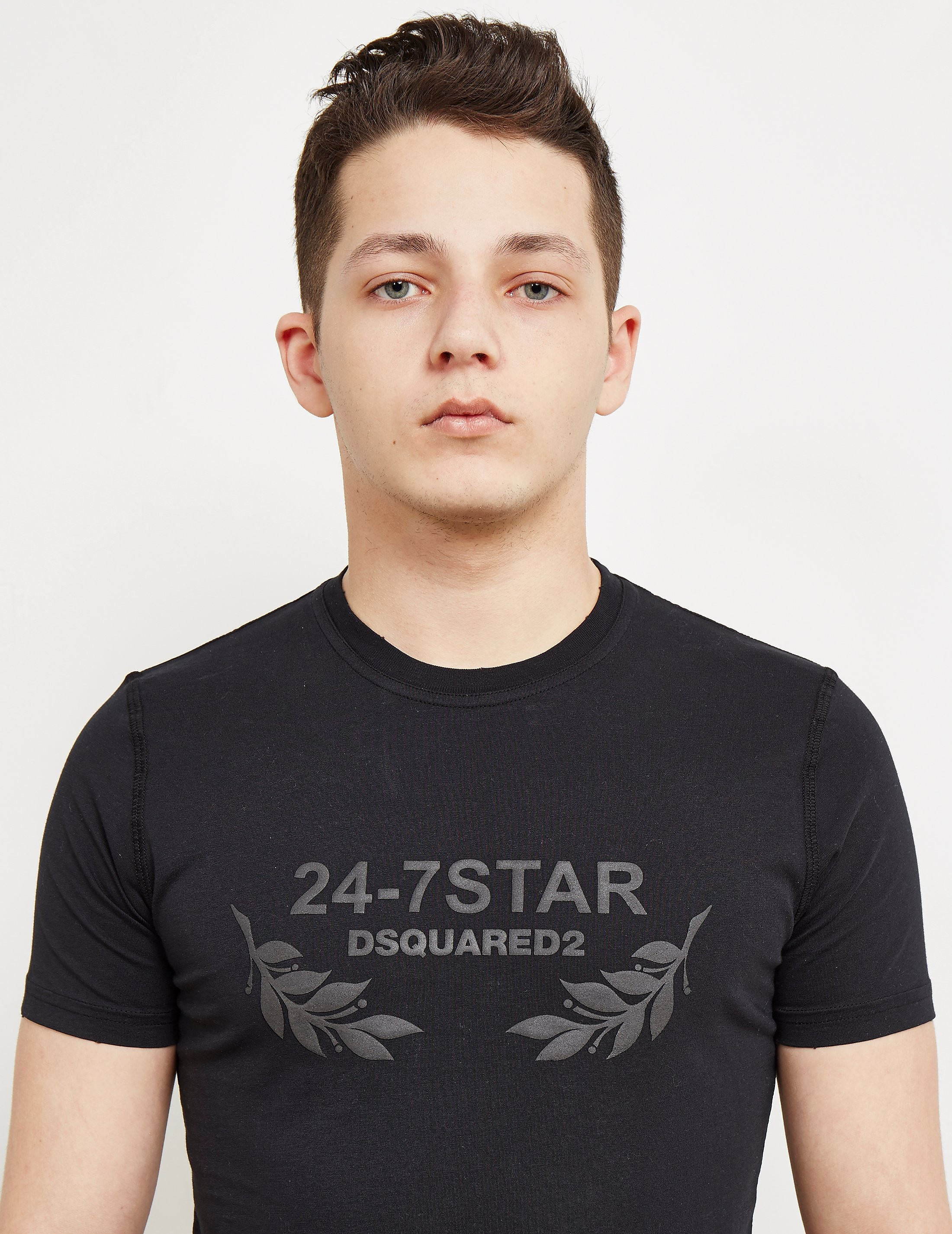 DSQUARED2 247 Star Short Sleeve T-Shirt