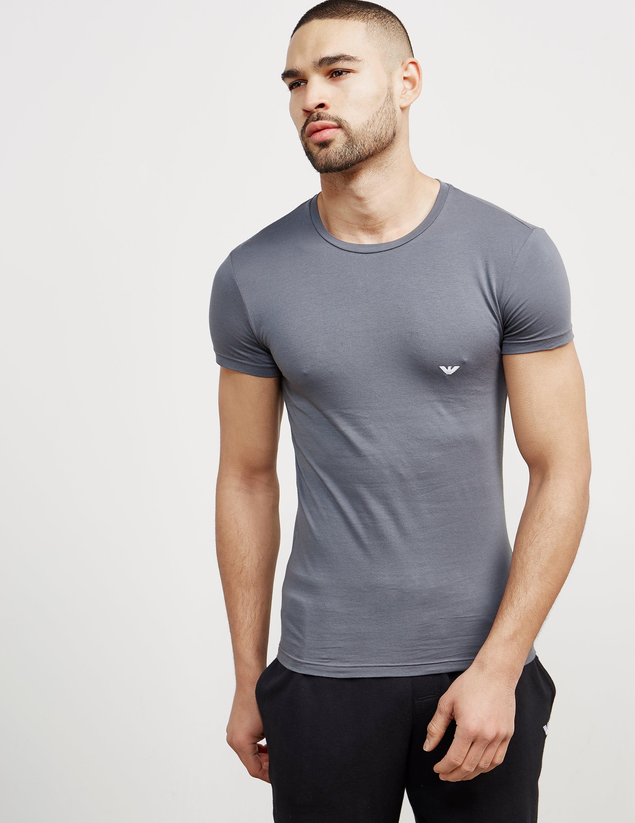 Emporio Armani Crew Short Sleeve T-Shirt