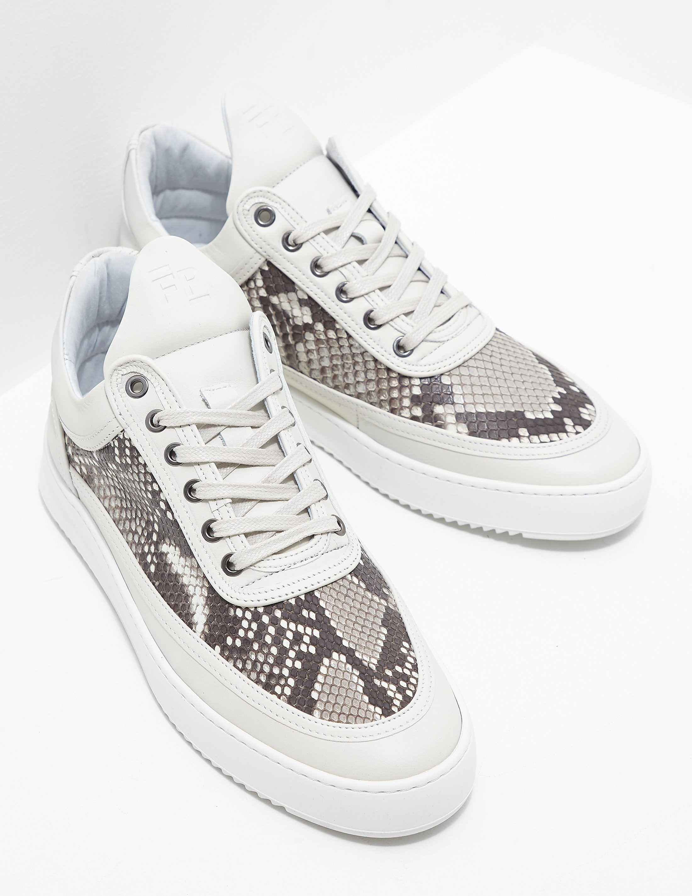 Filling Pieces Low Top Python