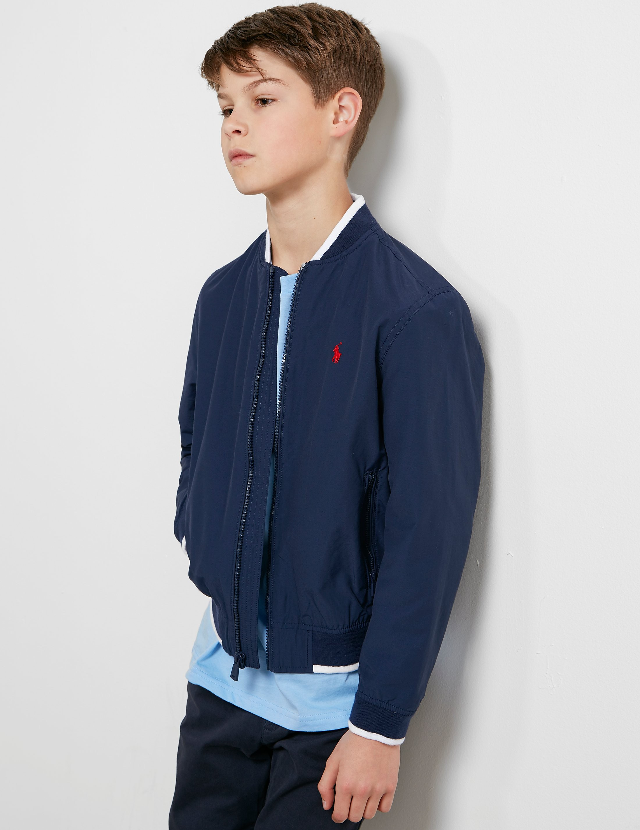 Polo Ralph Lauren Cotton Bomber Jacket