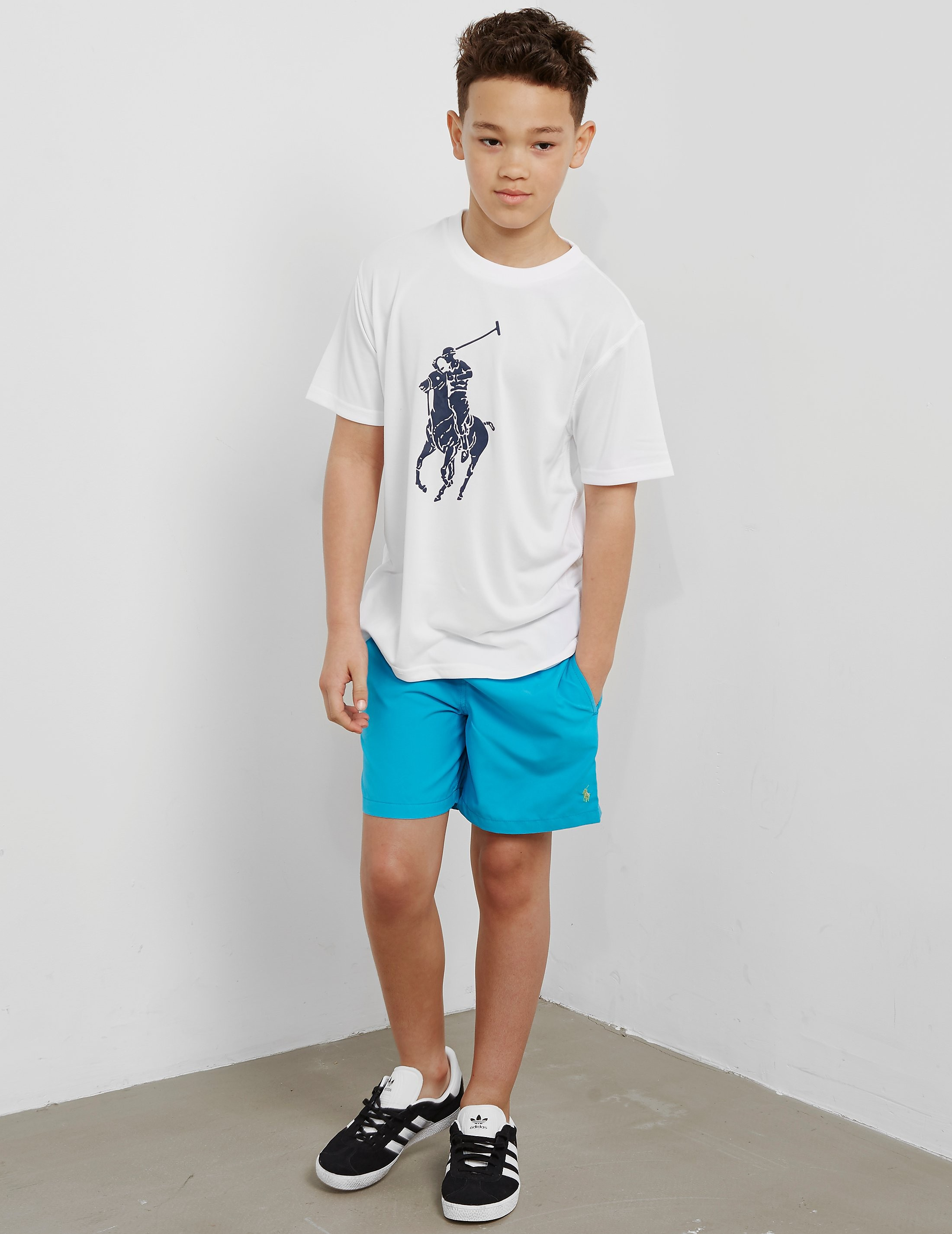 Polo Ralph Lauren Large Logo Short Sleeve T-Shirt