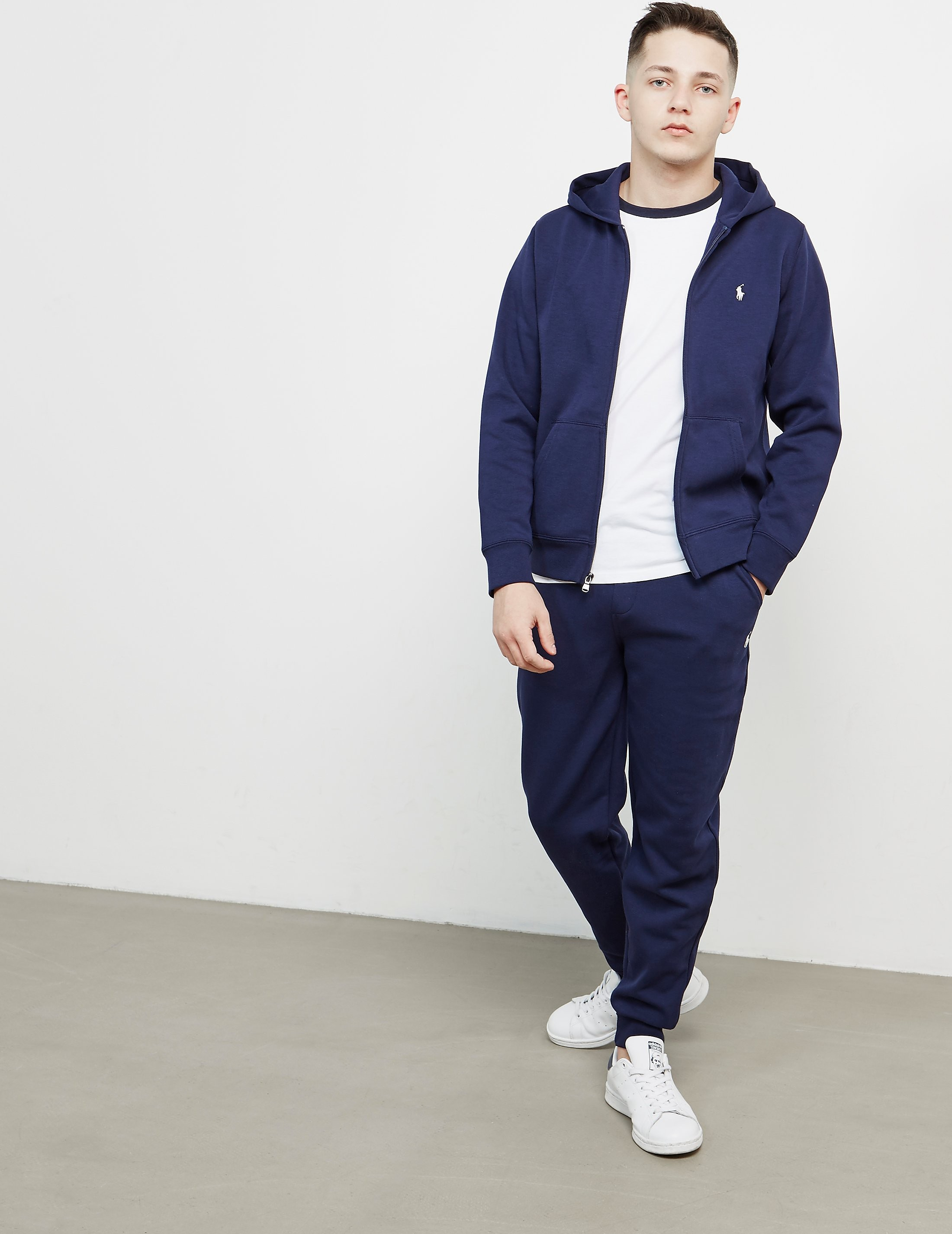 Polo Ralph Lauren Tech Fleece Full Zip Hoodie