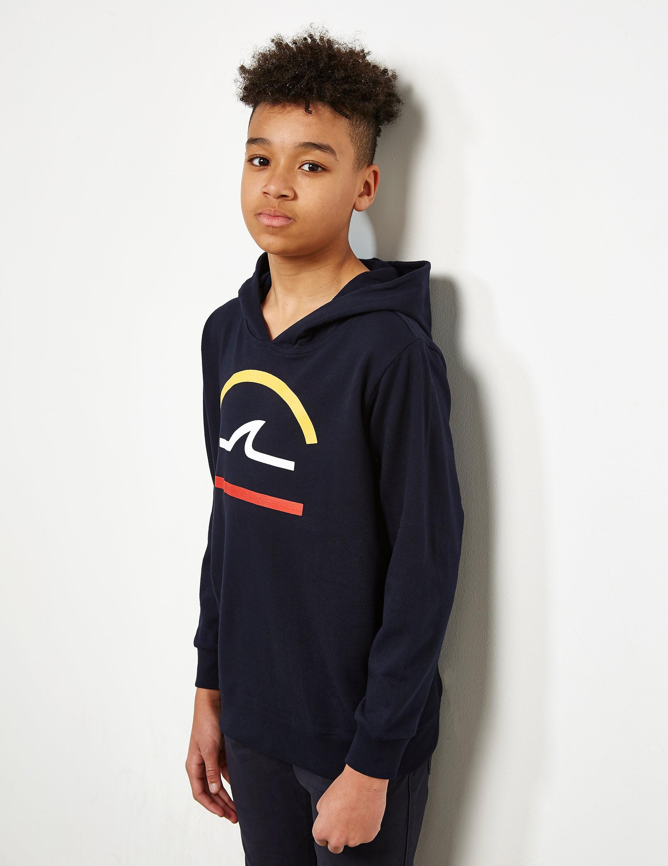 Paul and Shark Line Logo Sweatshirt