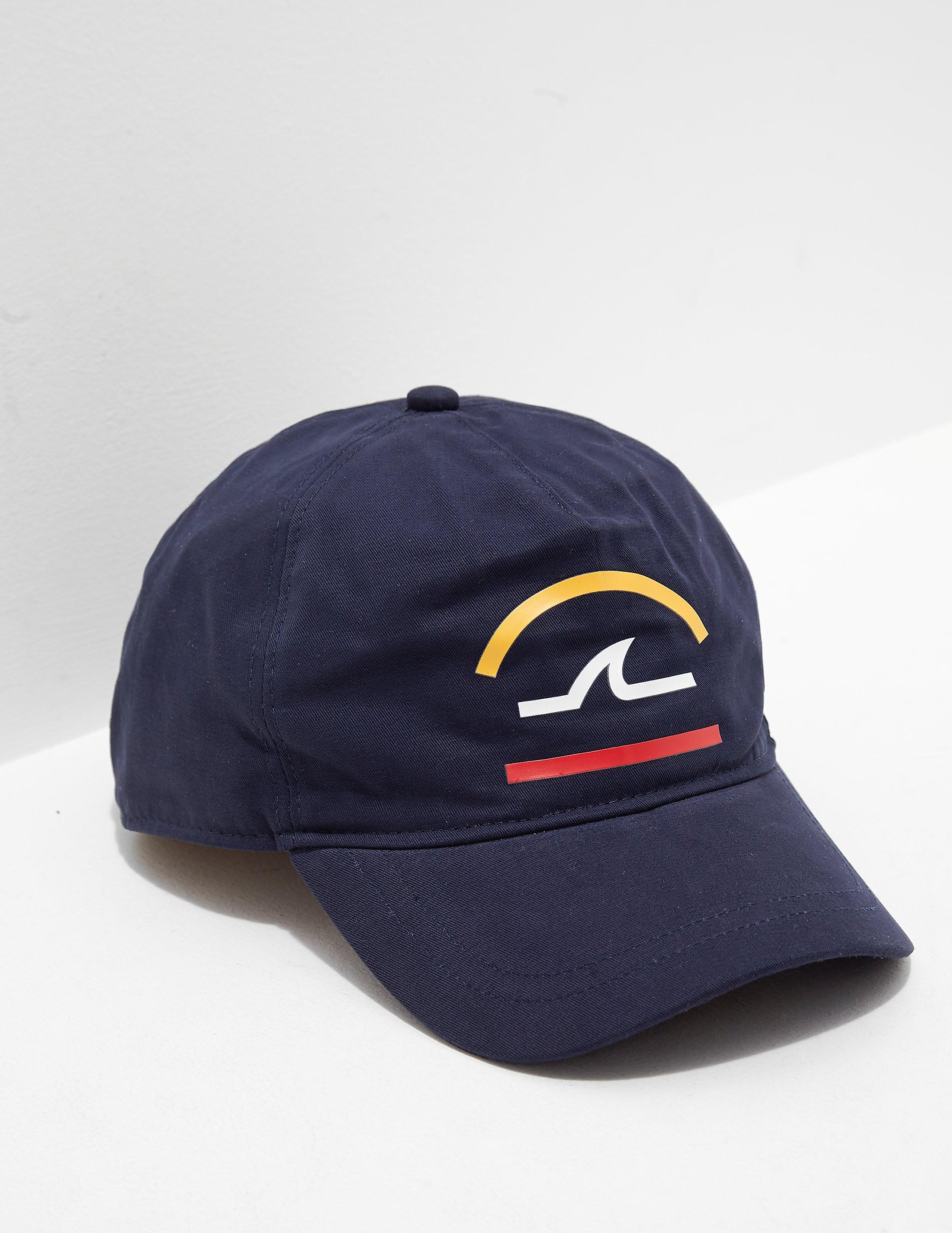 Paul and Shark Logo Cap