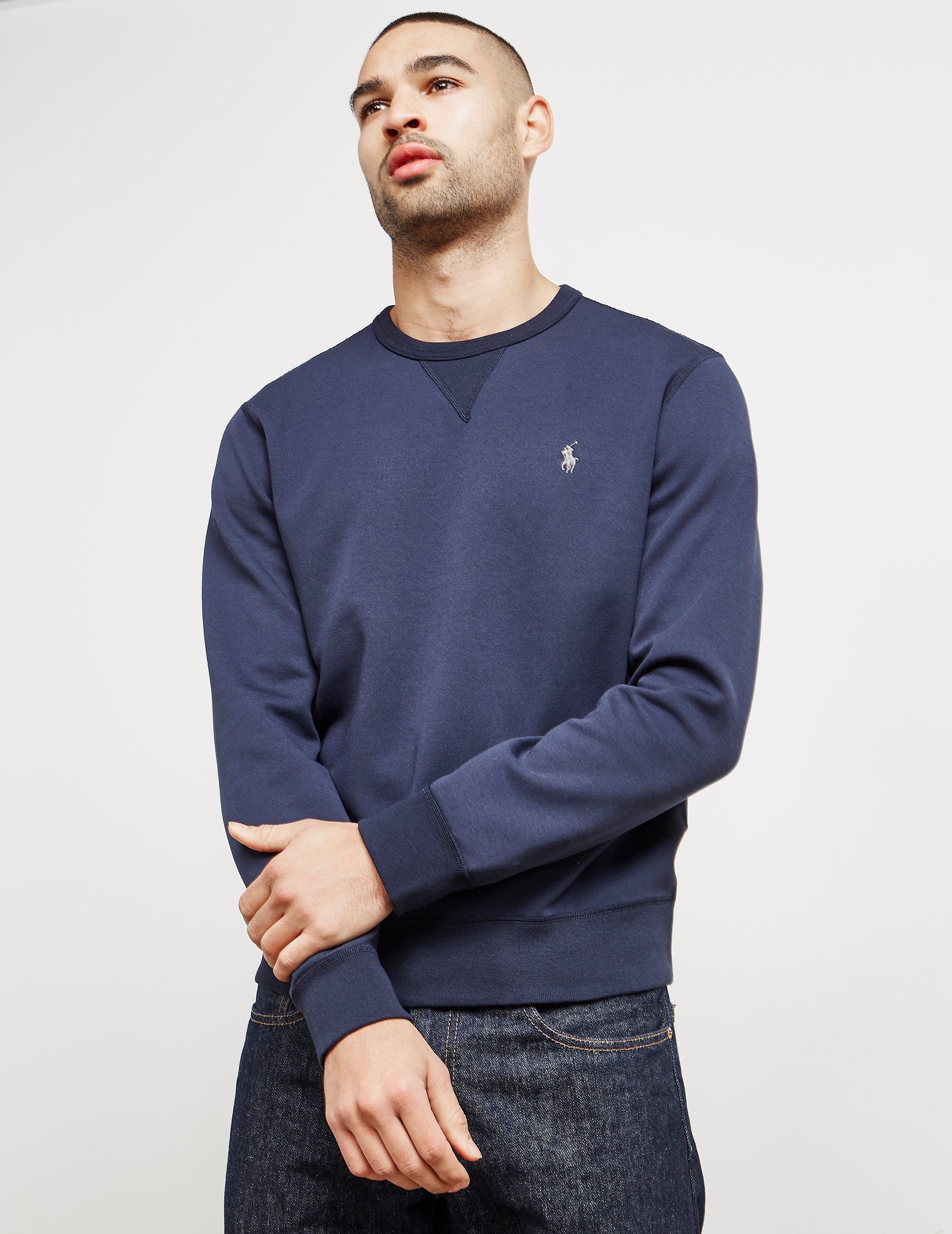 Polo Ralph Lauren Basic Crew Sweatshirt