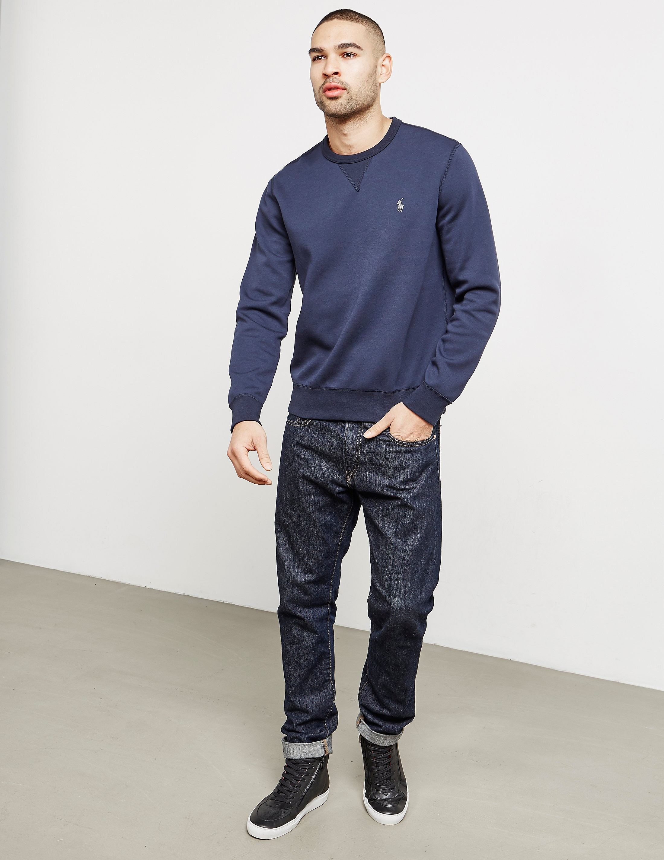 Polo Ralph Lauren Basic Crew Sweatshirt