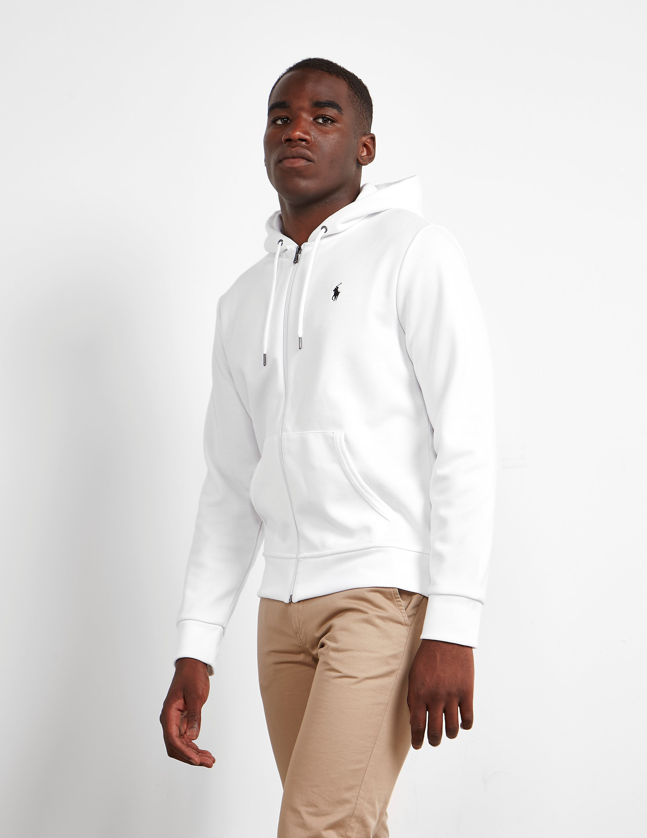 Polo Ralph Lauren Basic Full-Zip Hoody